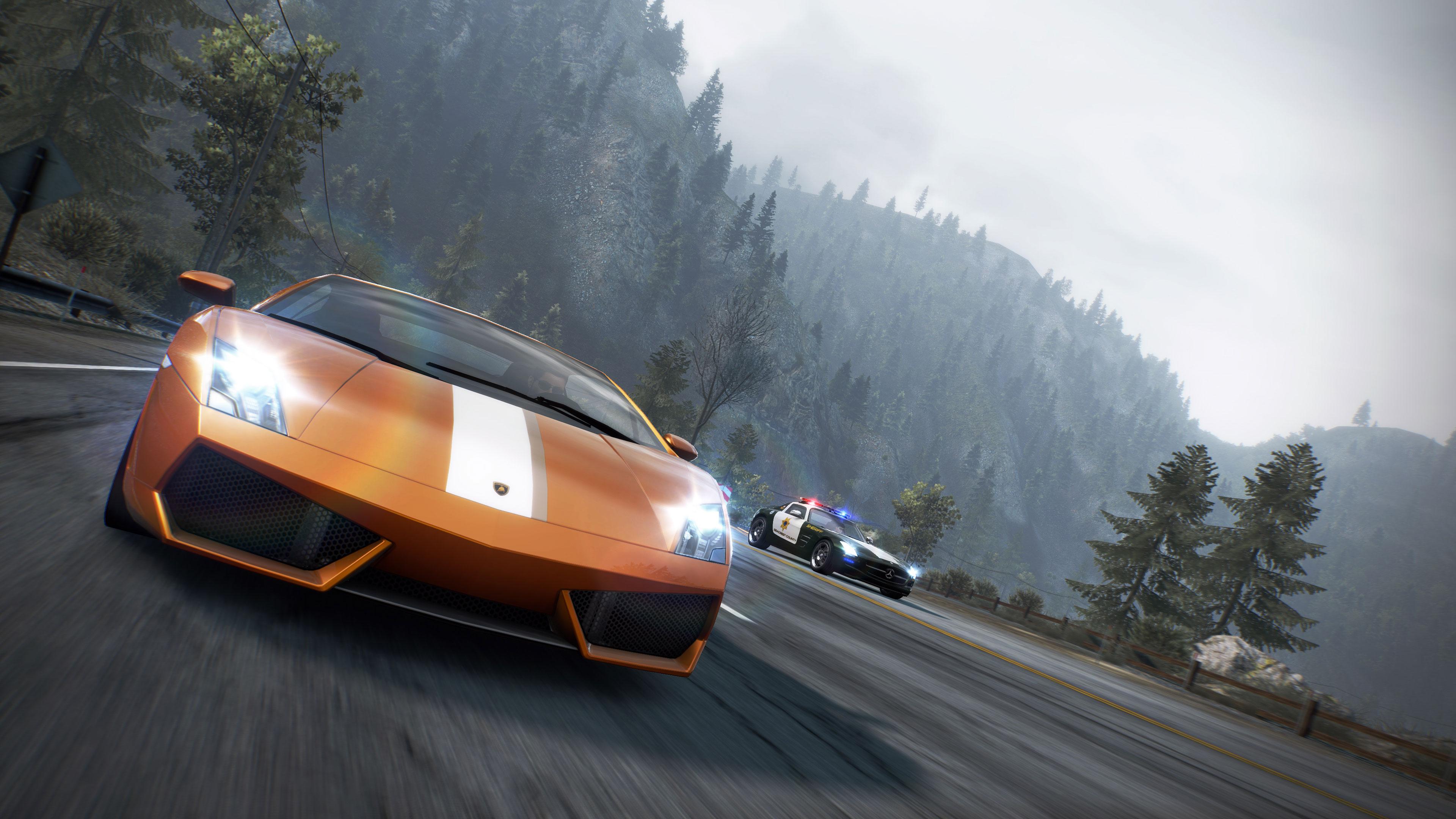 Скриншот №4 к Need for Speed Hot Pursuit Remastered