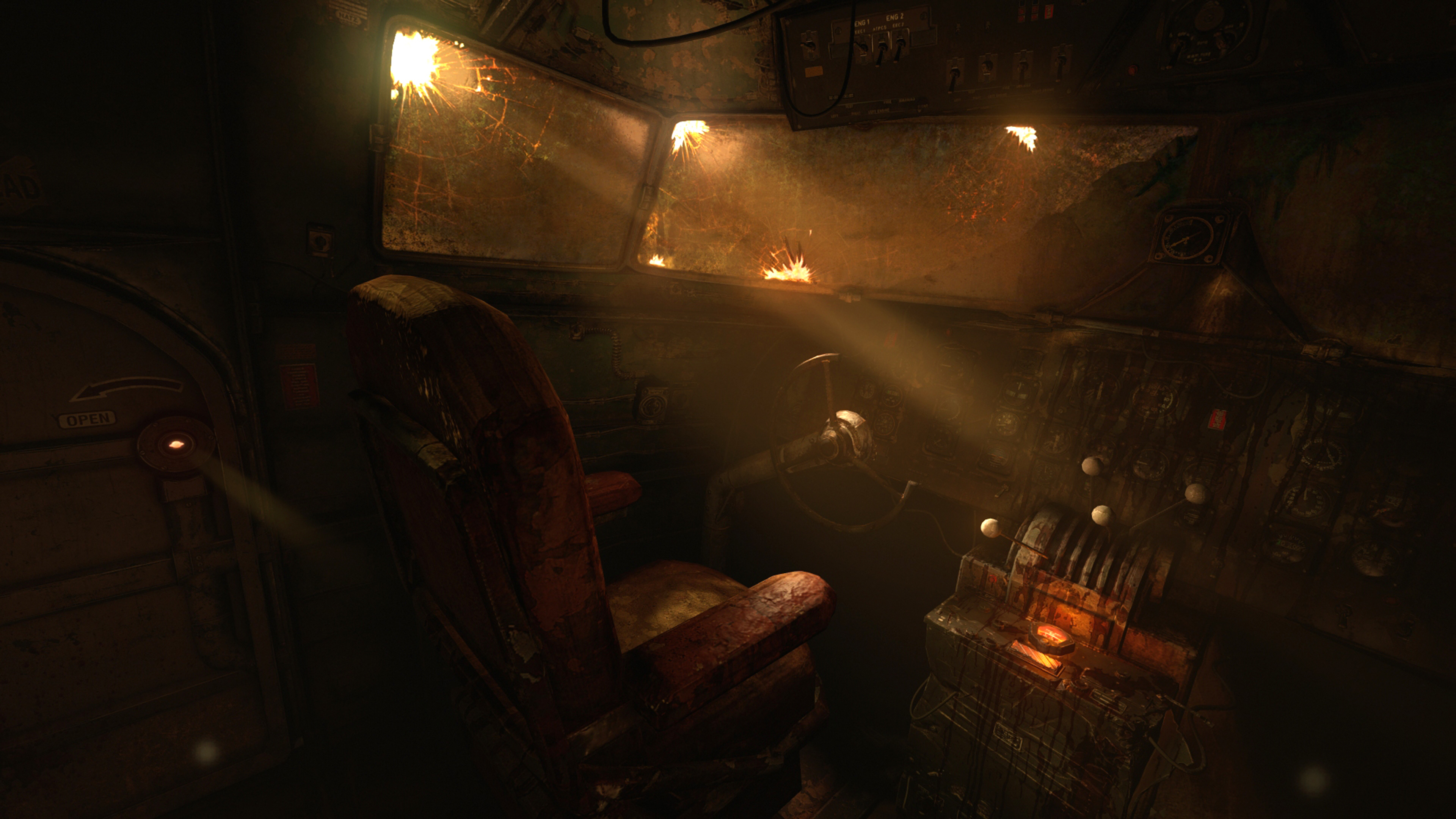 Скриншот №6 к Amnesia Rebirth
