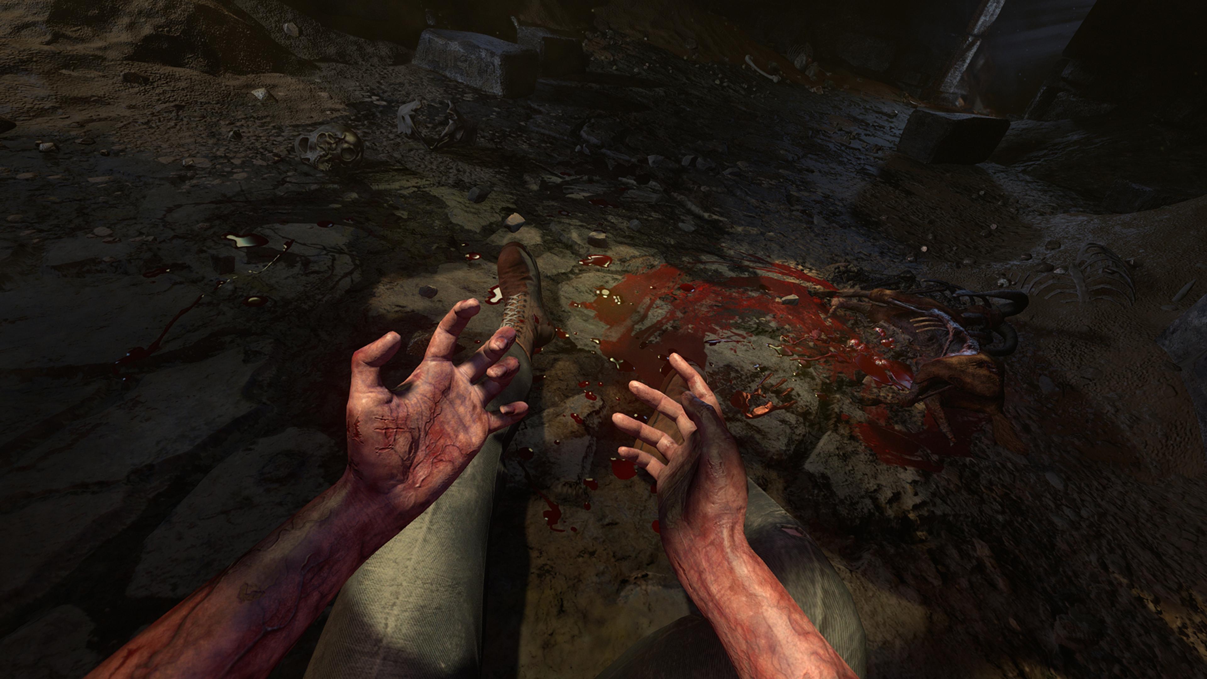 Скриншот №8 к Amnesia Rebirth