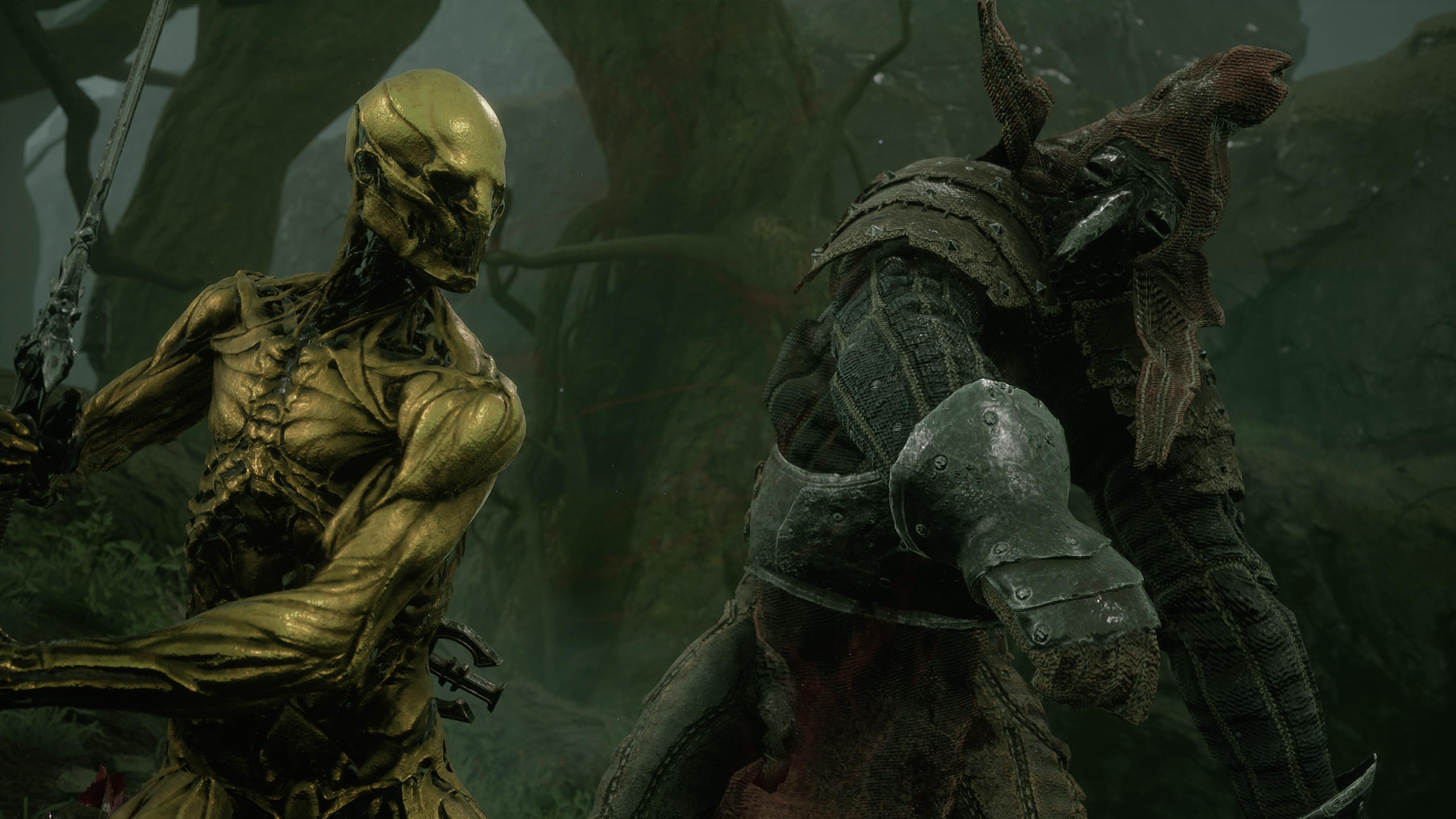 Скриншот №10 к Mortal Shell