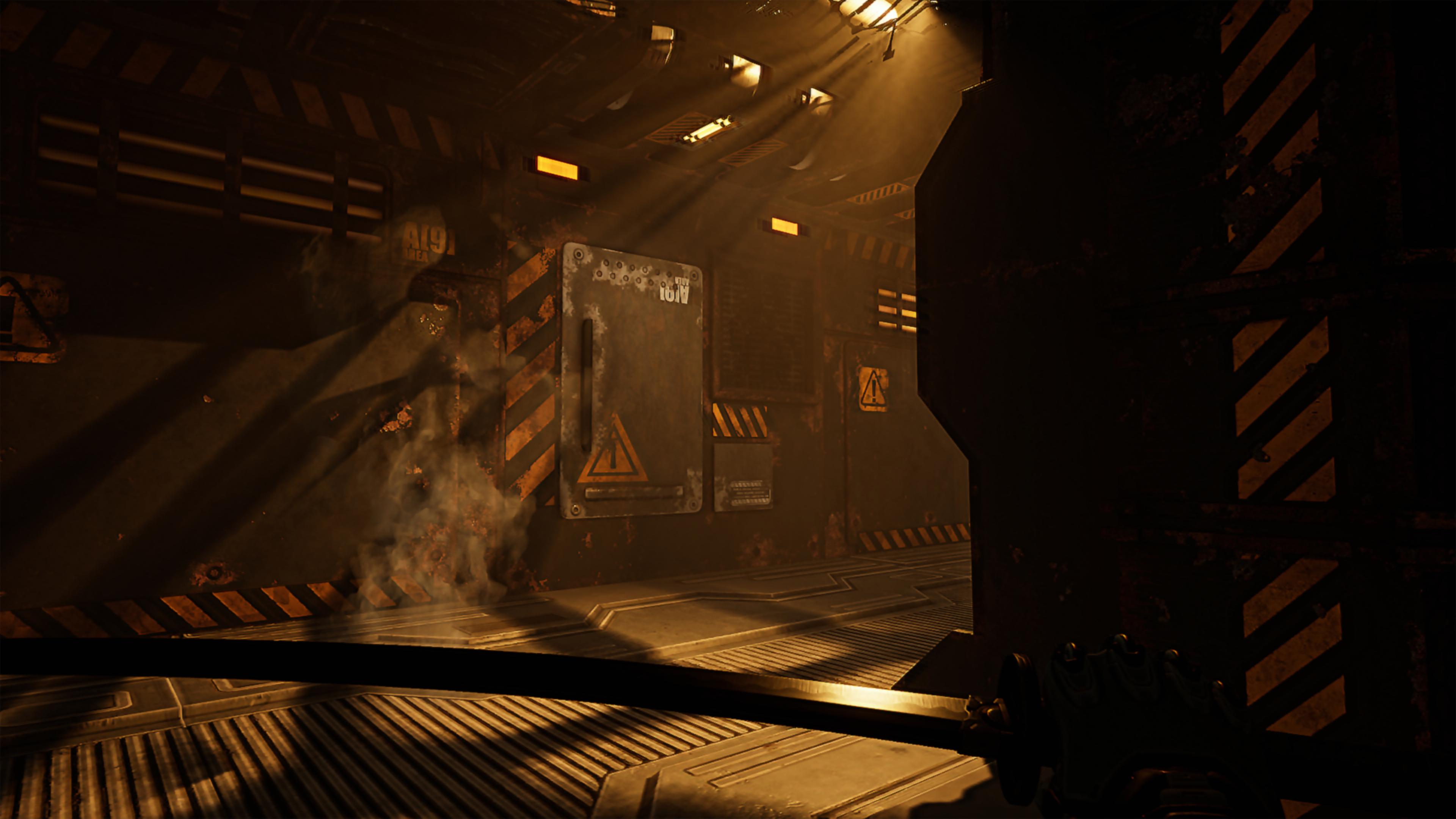 Скриншот №5 к Ghostrunner