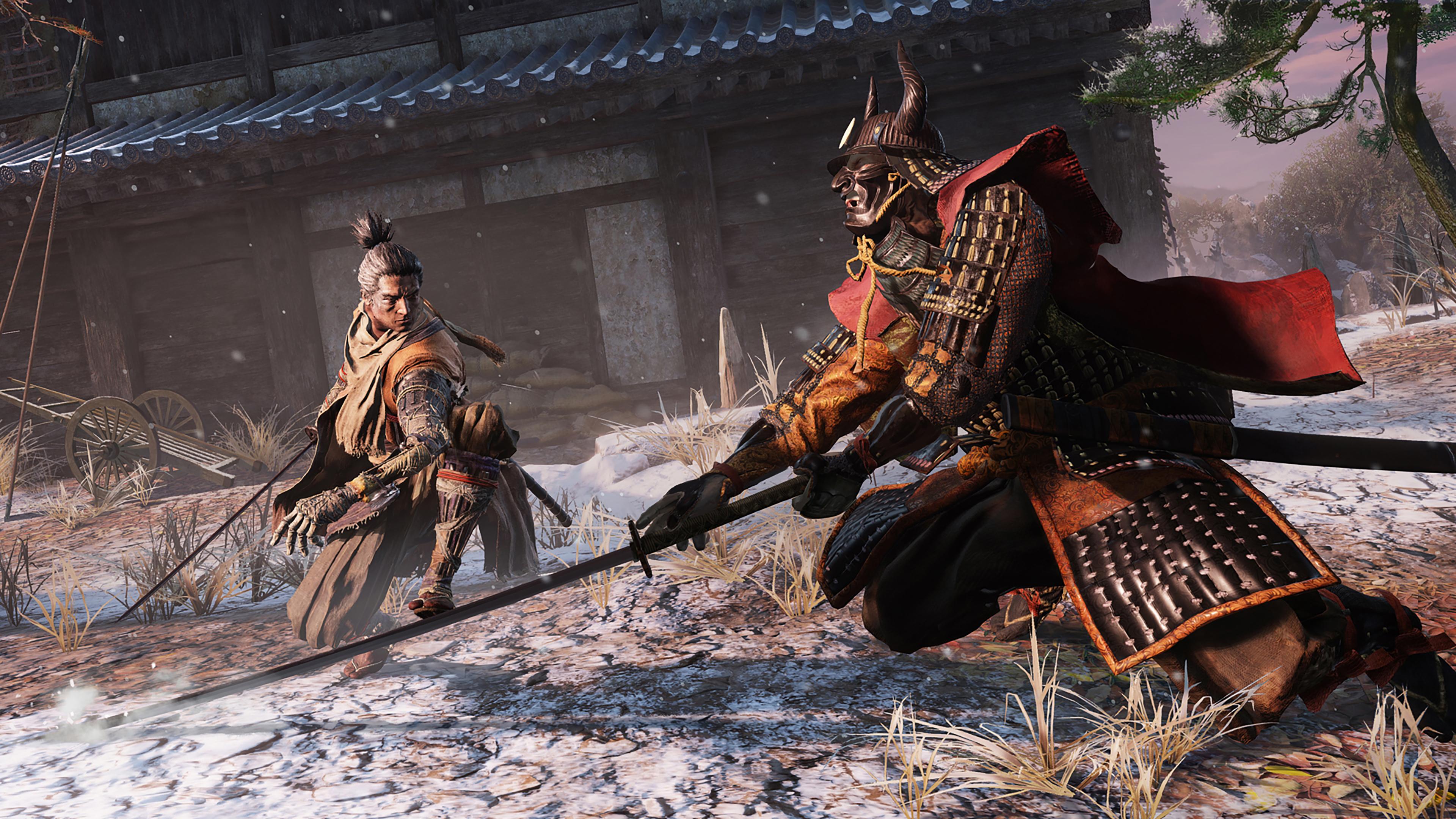 Скриншот №3 к Sekiro Shadows Die Twice - издание Игра года