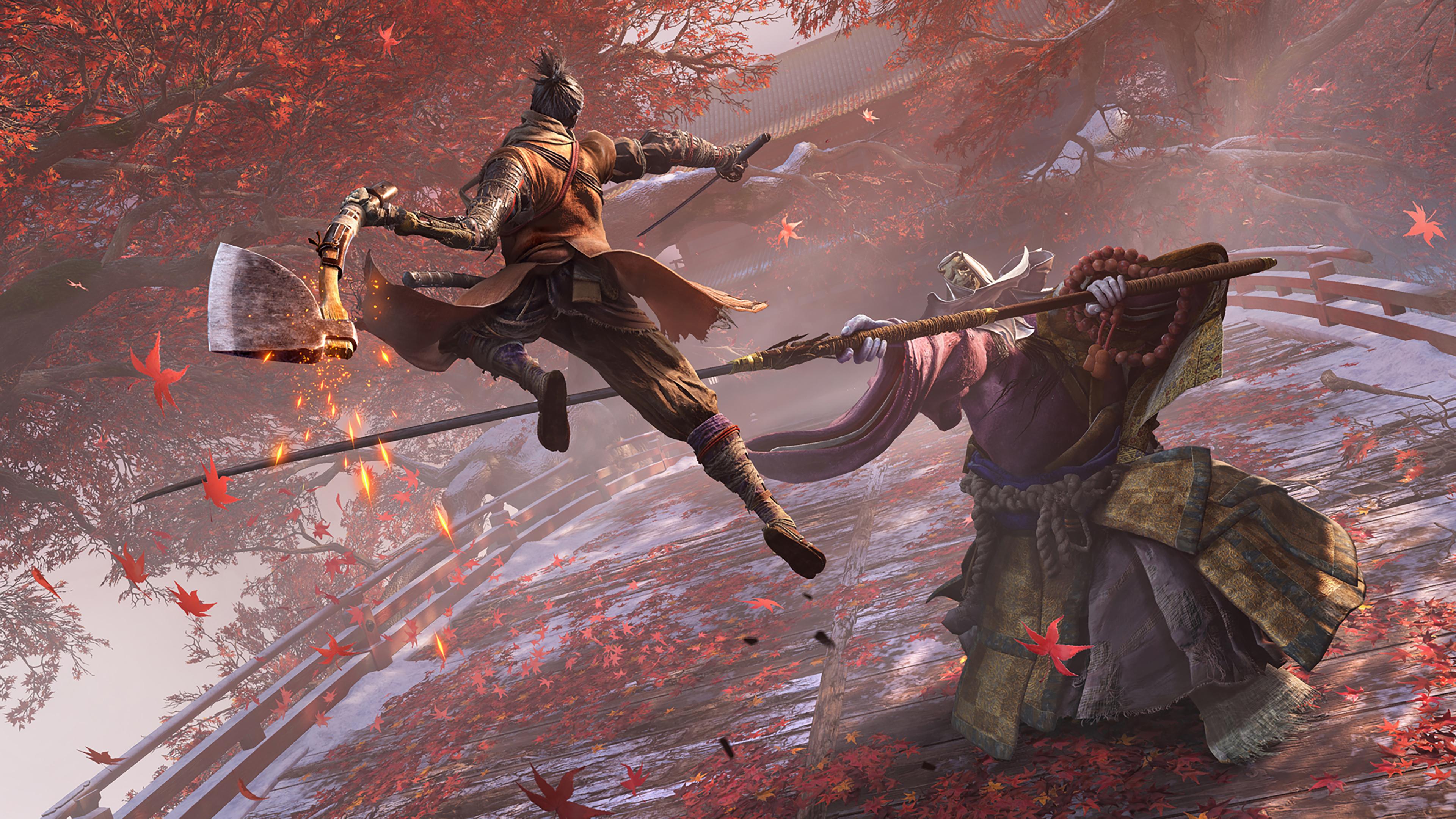 Скриншот №4 к Sekiro Shadows Die Twice - издание Игра года