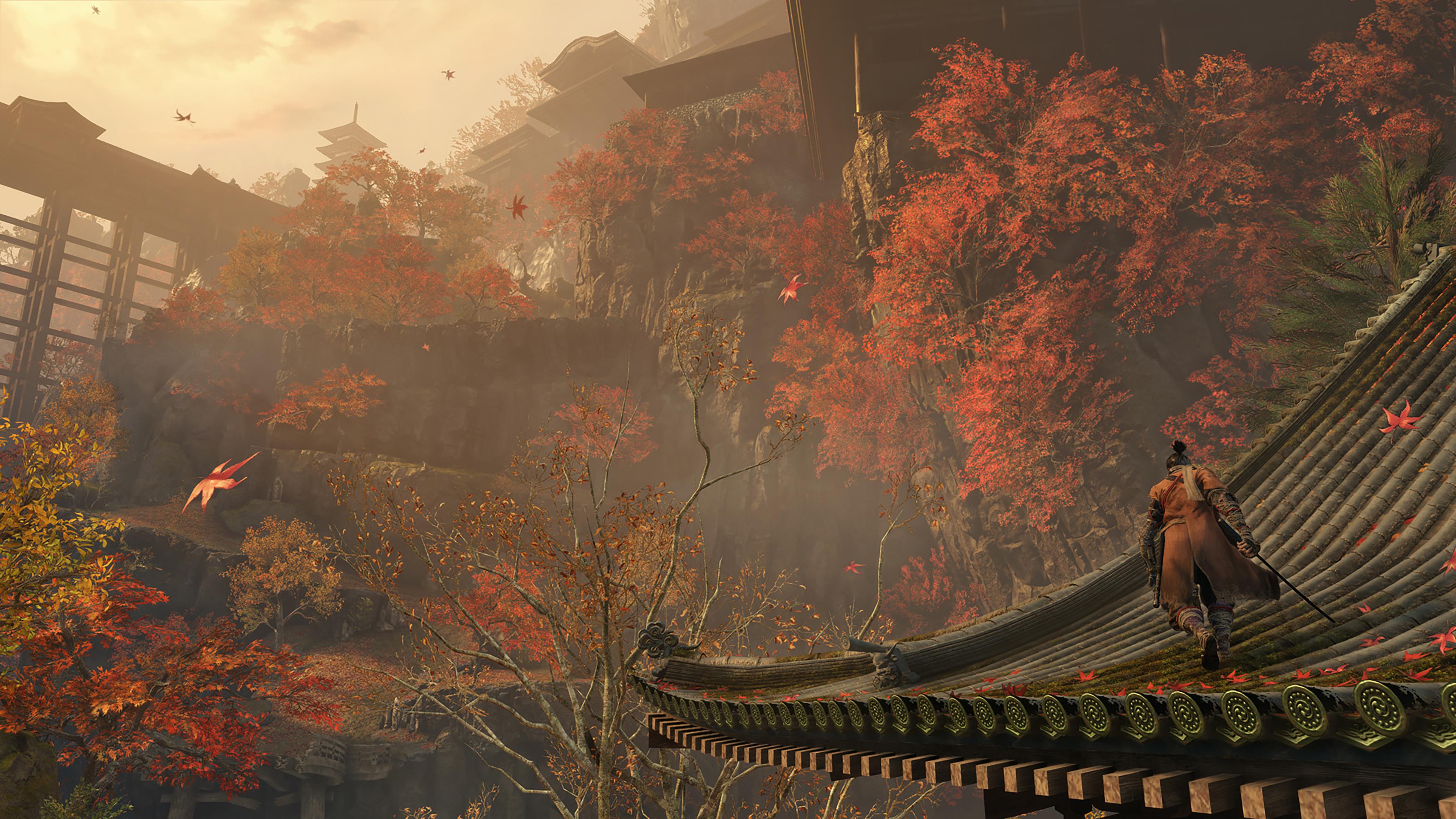 Скриншот №5 к Sekiro Shadows Die Twice - издание Игра года