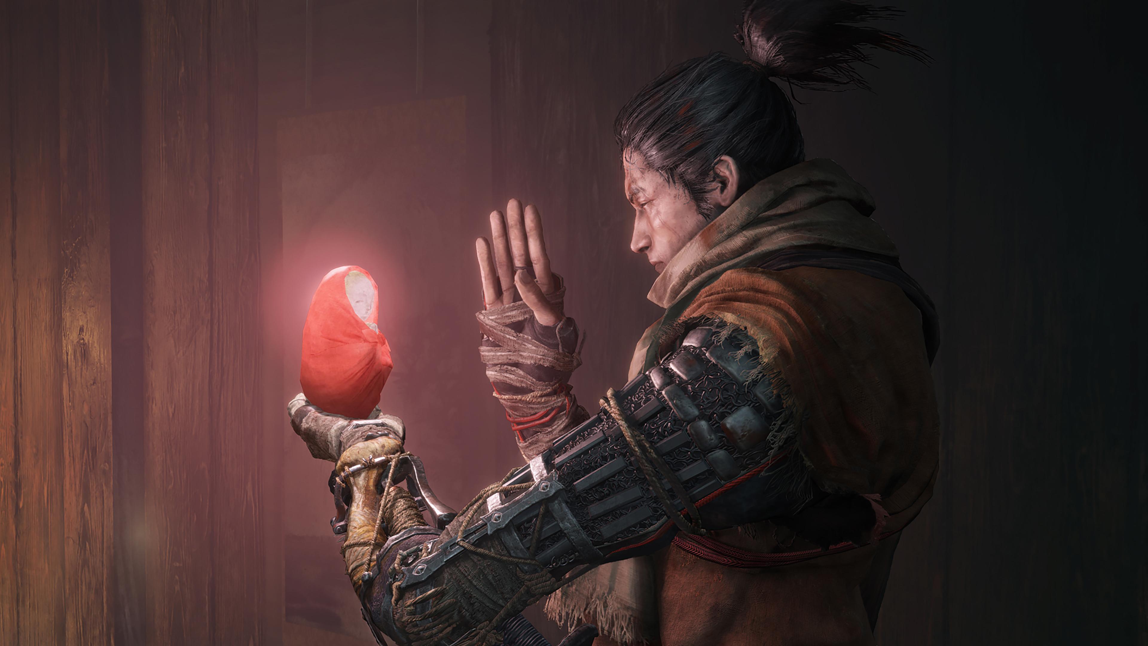 Скриншот №2 к Sekiro Shadows Die Twice - издание Игра года