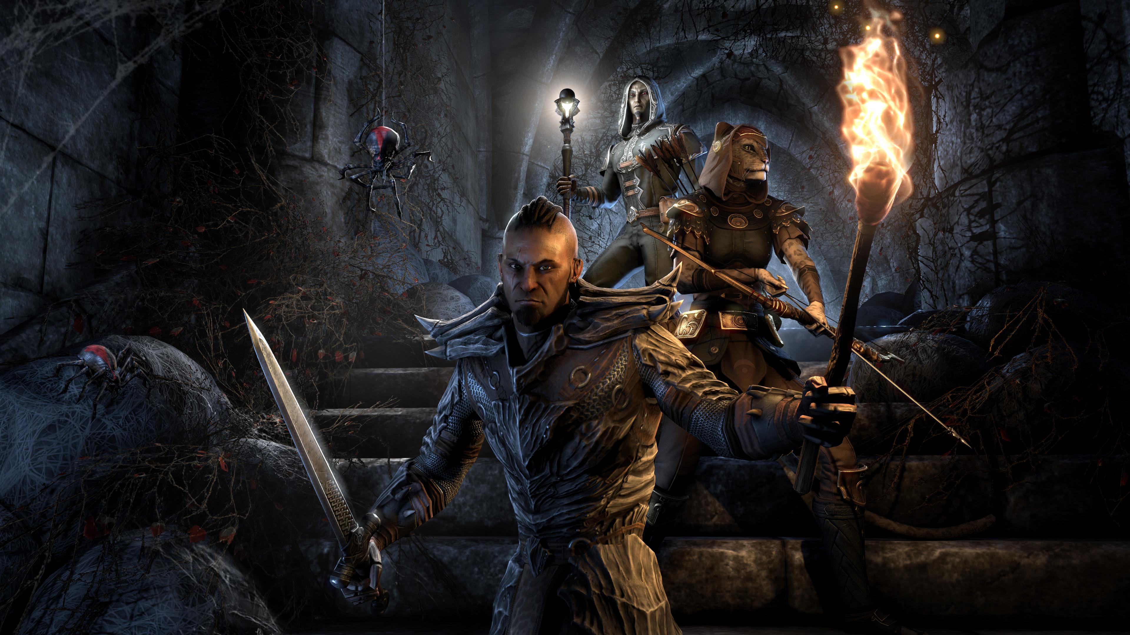 Скриншот №6 к The Elder Scrolls Online Tamriel Unlimited