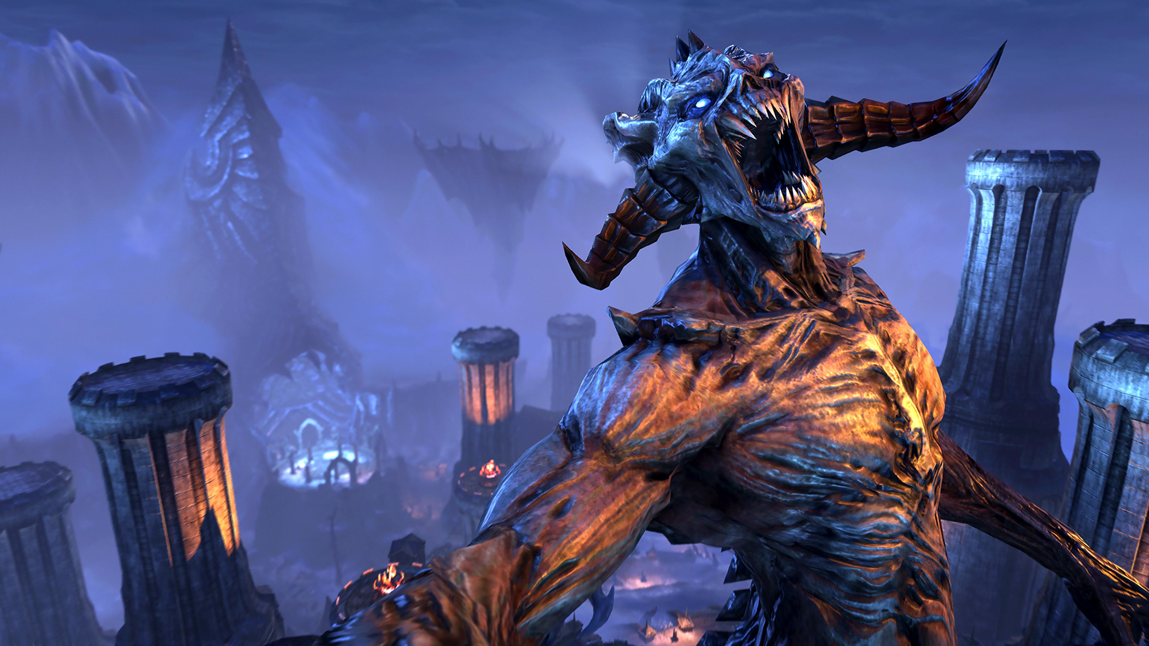 Скриншот №5 к The Elder Scrolls Online Tamriel Unlimited