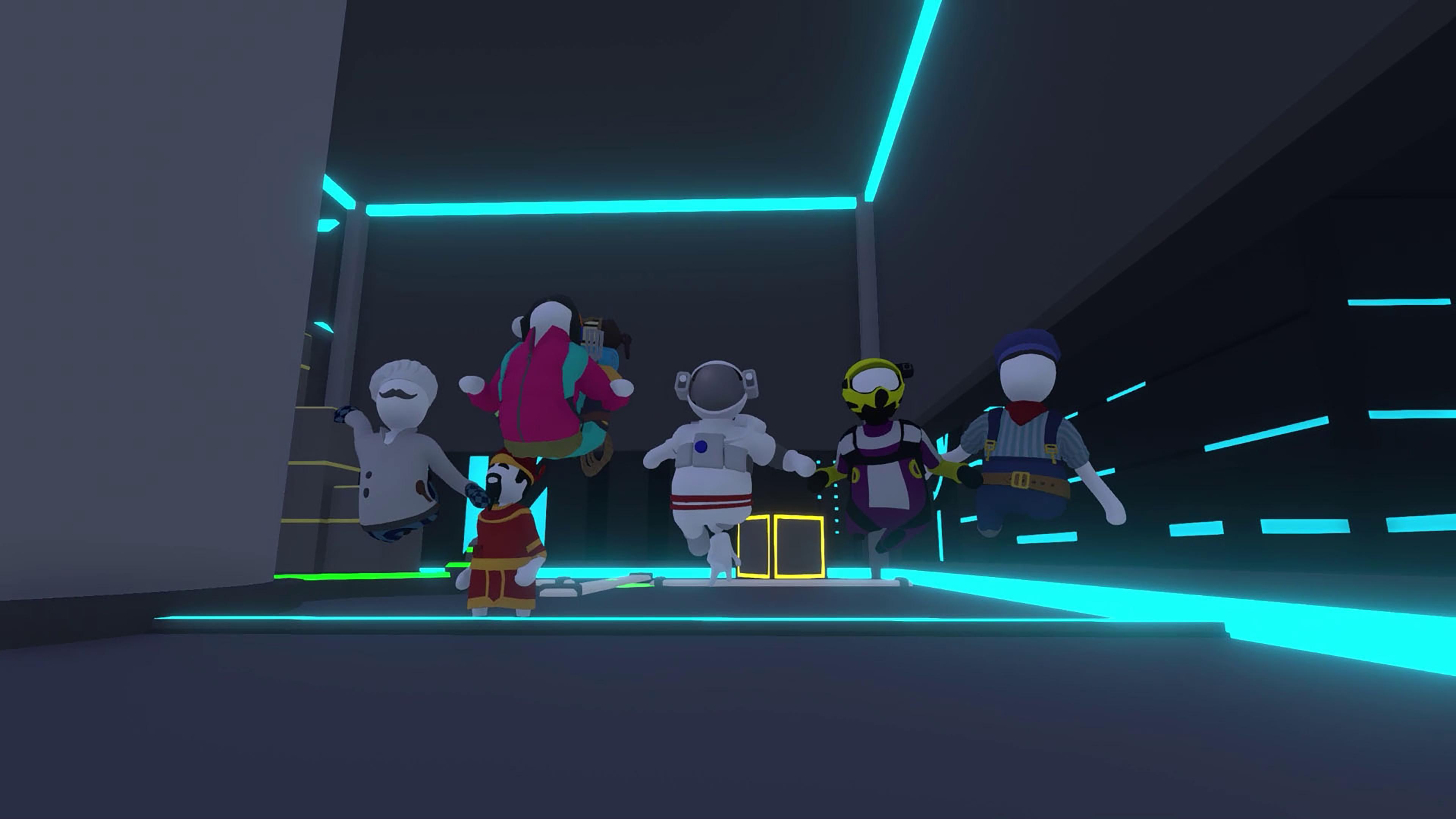 Скриншот №3 к Human Fall Flat