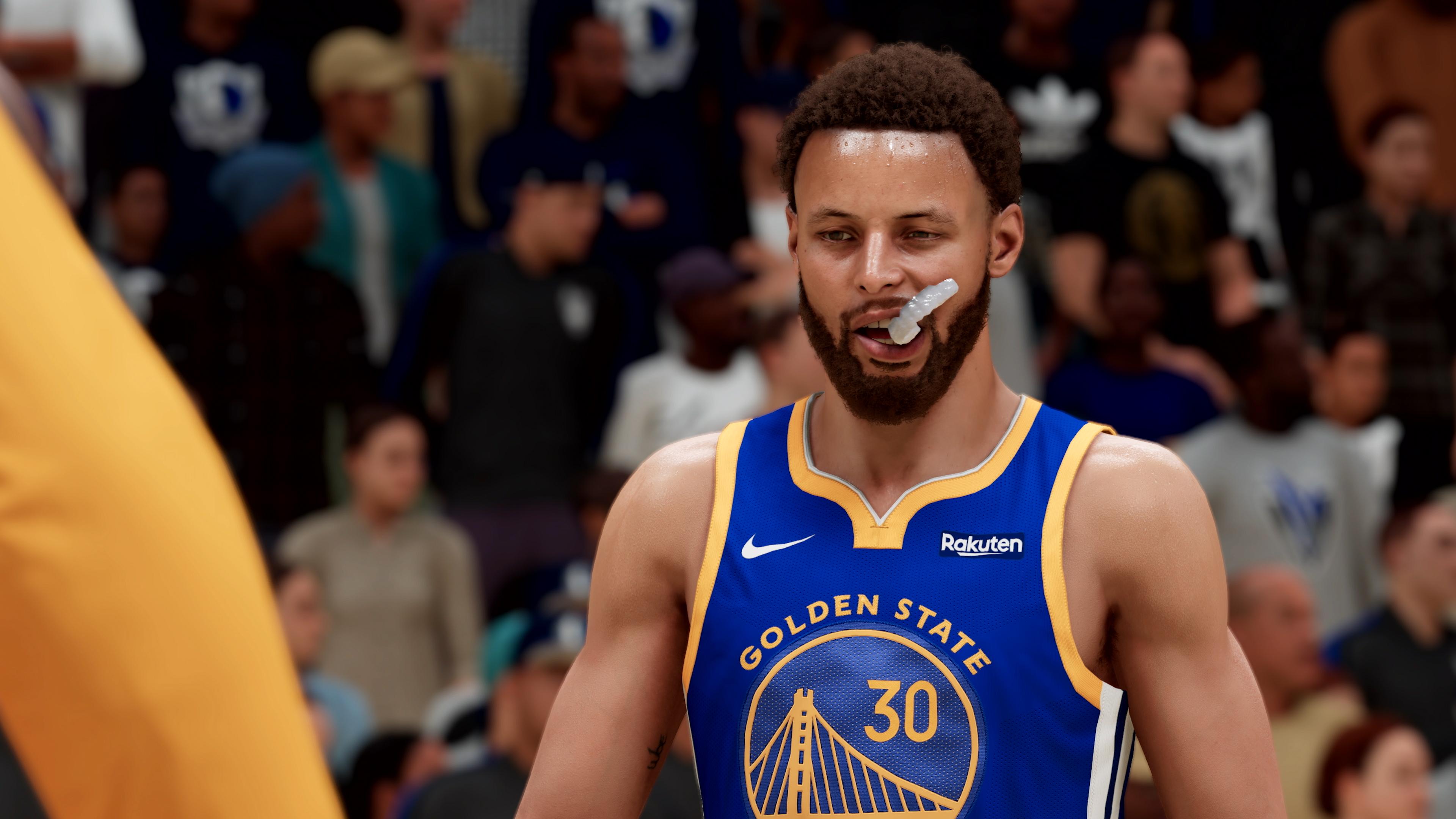 Скриншот №2 к NBA 2K21 Next Generation