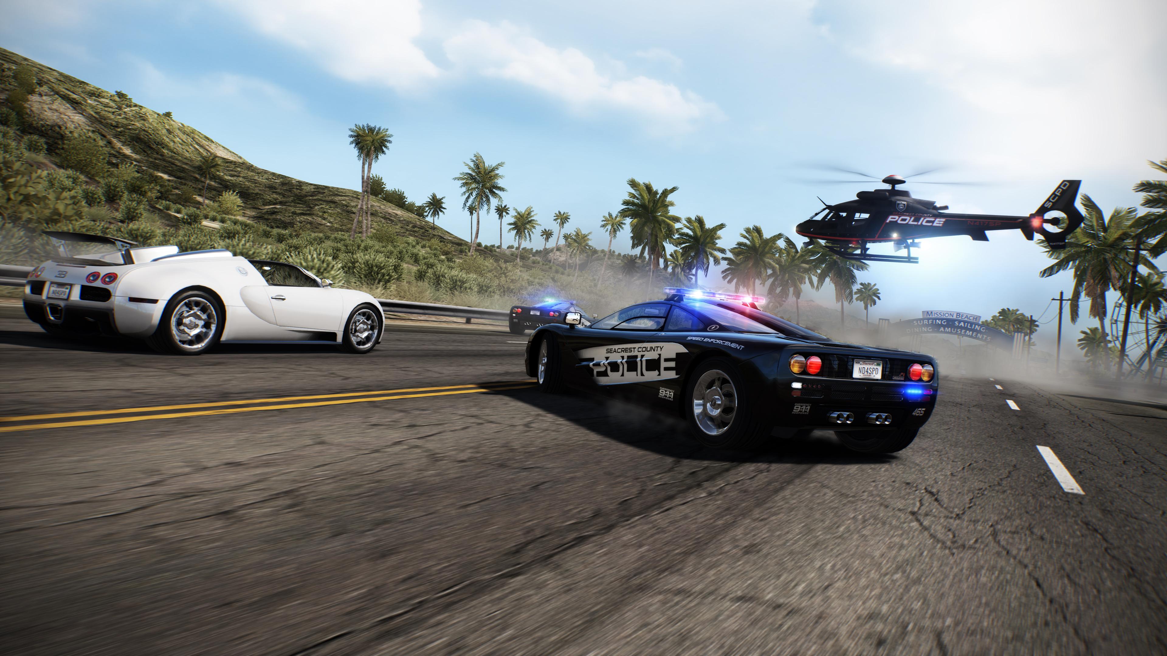 Скриншот №7 к Need for Speed Hot Pursuit Remastered