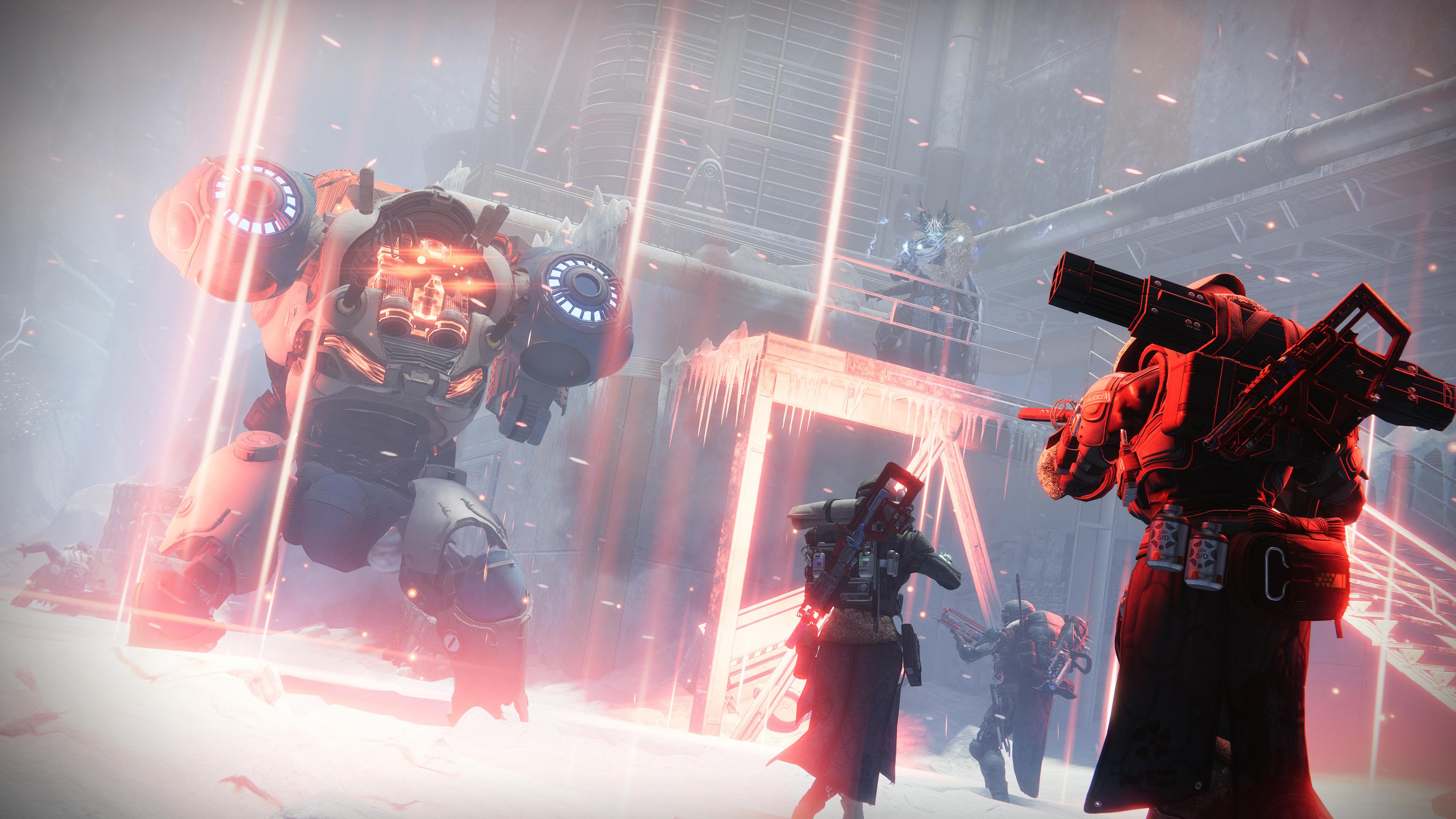 Скриншот №3 к Destiny2 За гранью Света + 1сезон