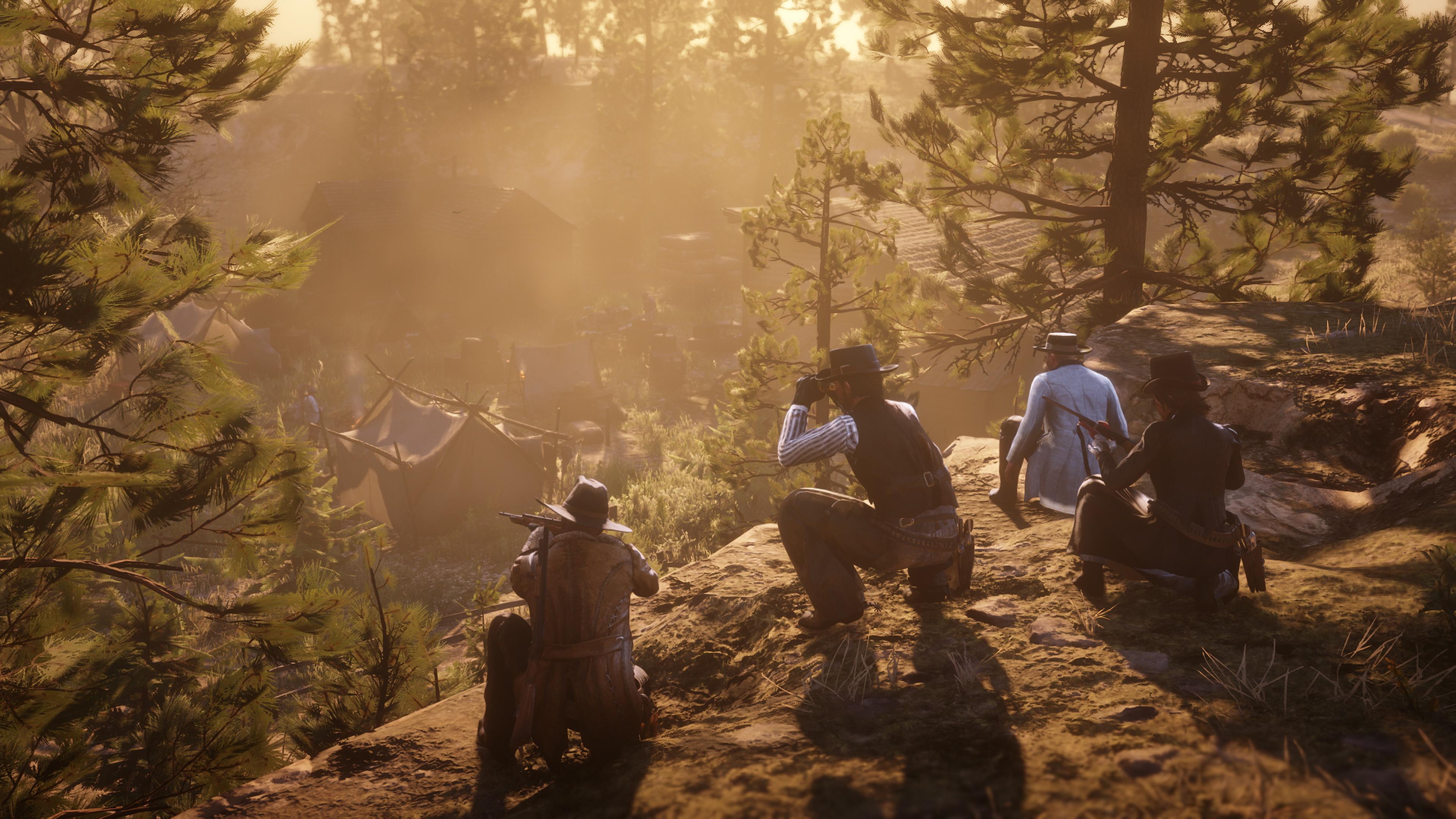 Скриншот №4 к Red Dead Online