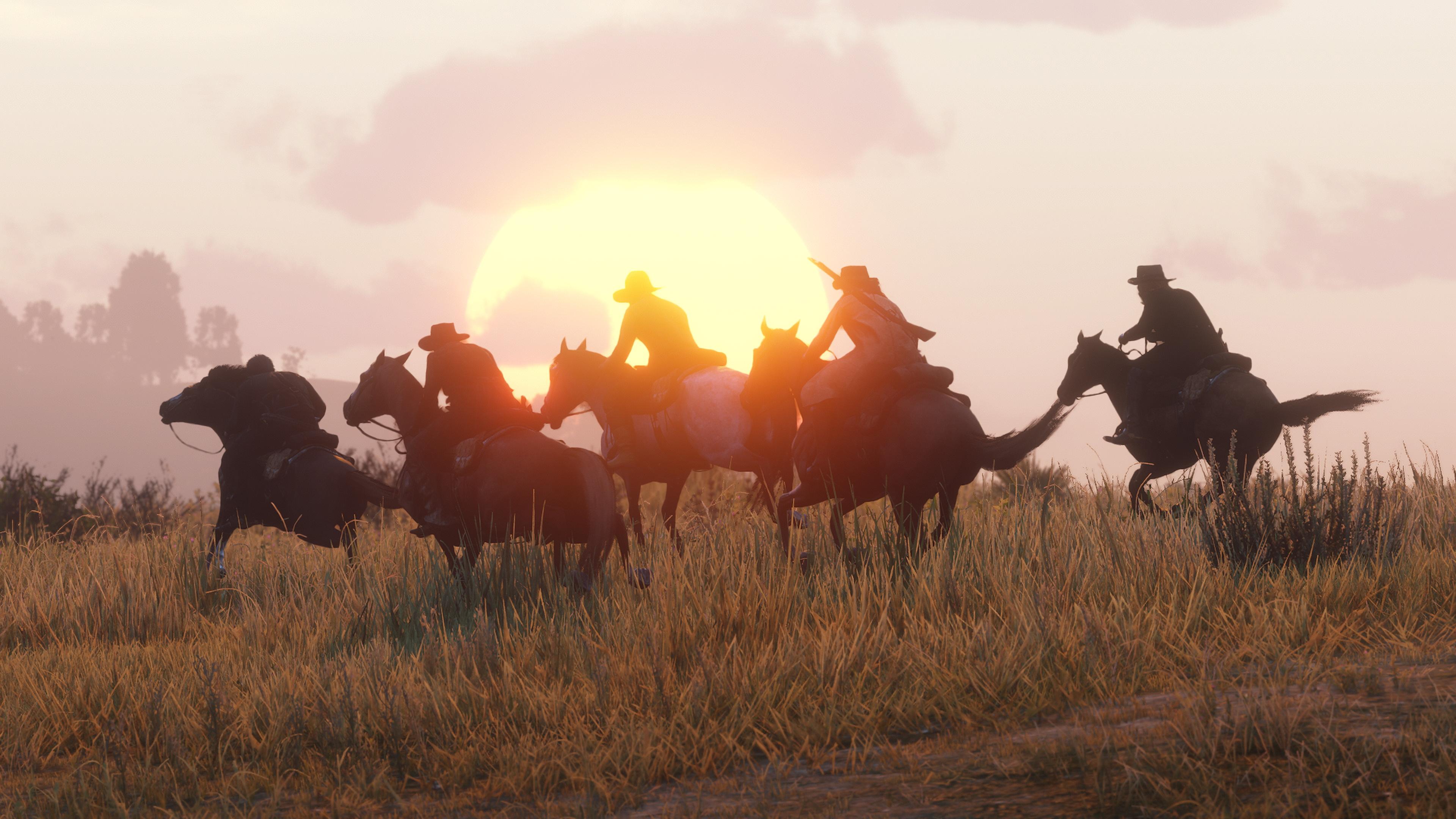 Скриншот №1 к Red Dead Online
