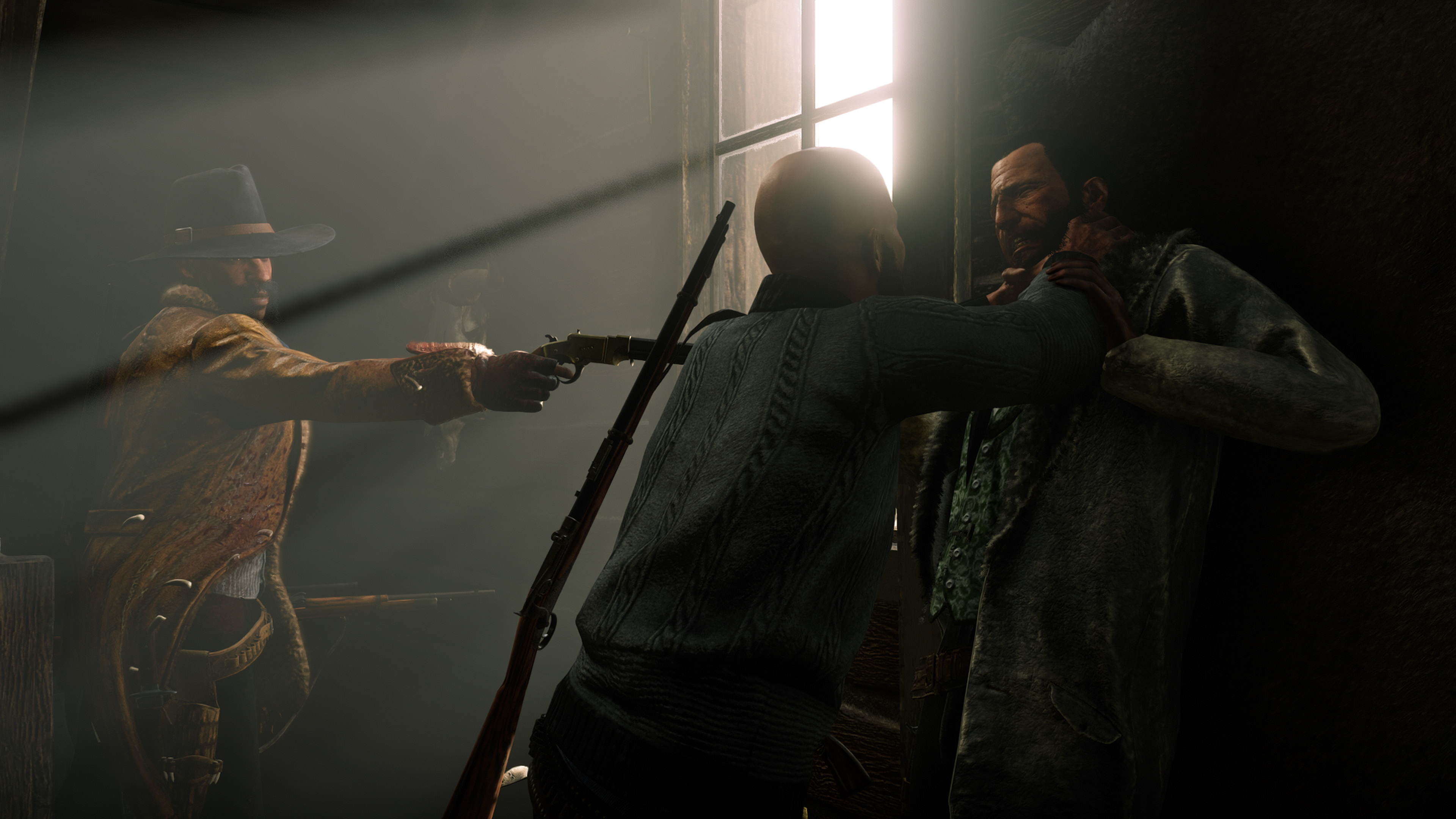 Скриншот №5 к Red Dead Online