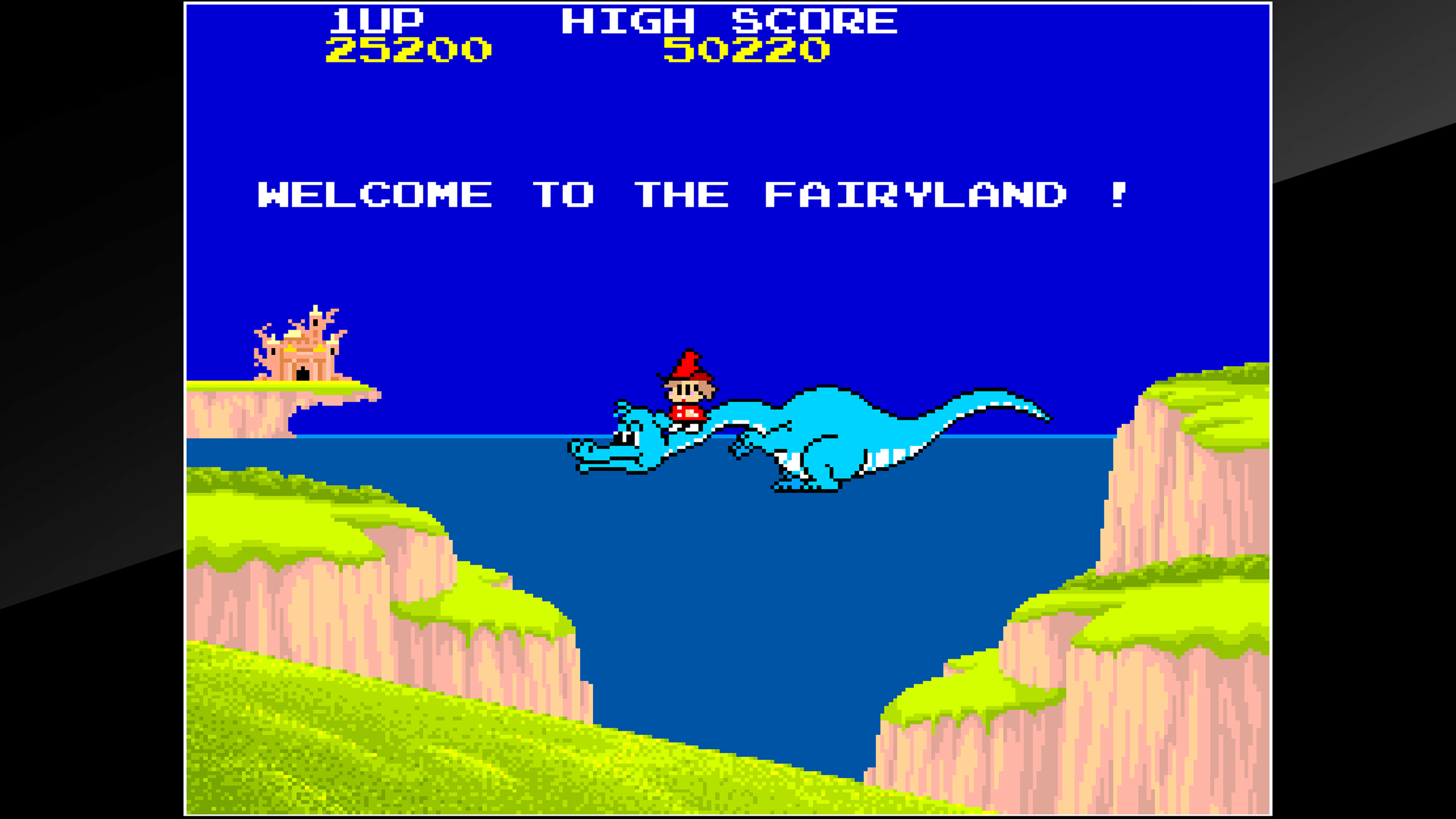 Arcade Archives The Fairyland Story