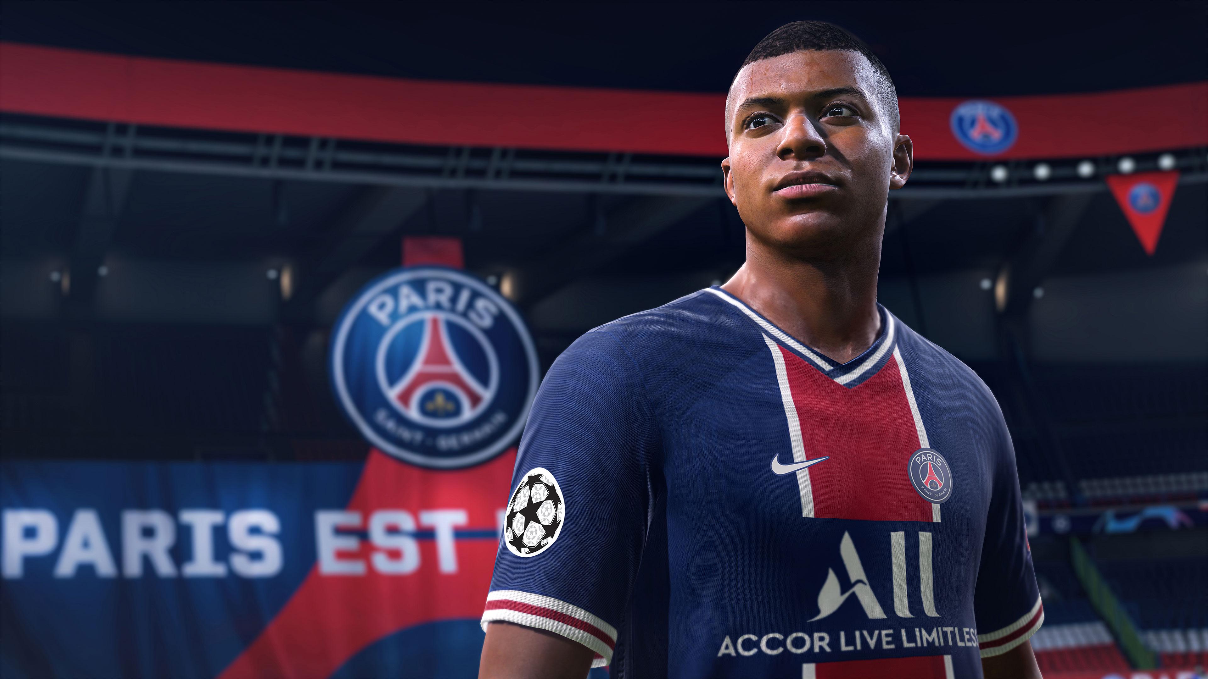 Скриншот №6 к FIFA 21 издание Champions PS4 and PS5