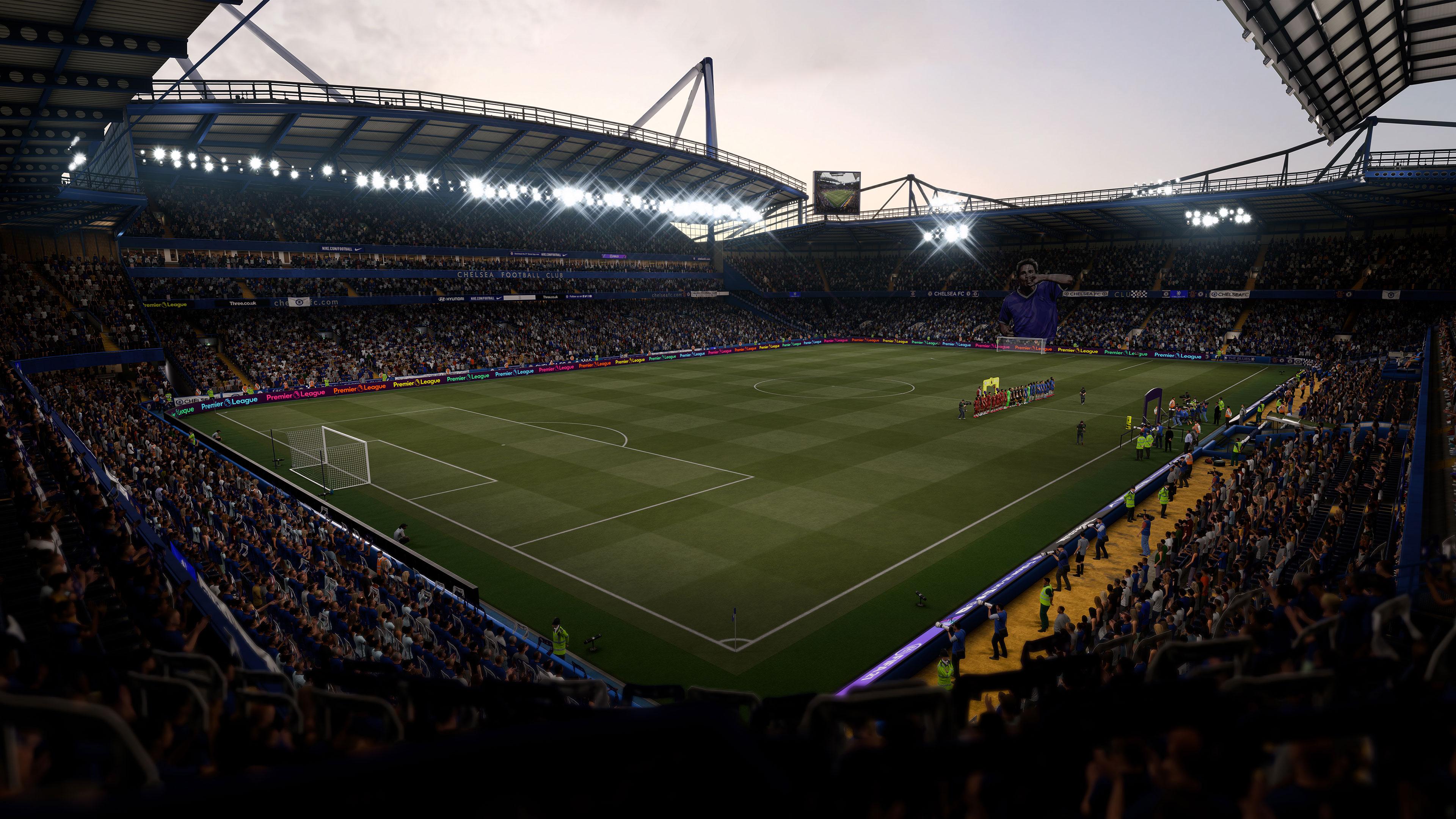 Скриншот №10 к FIFA 21 издание Champions PS4 and PS5