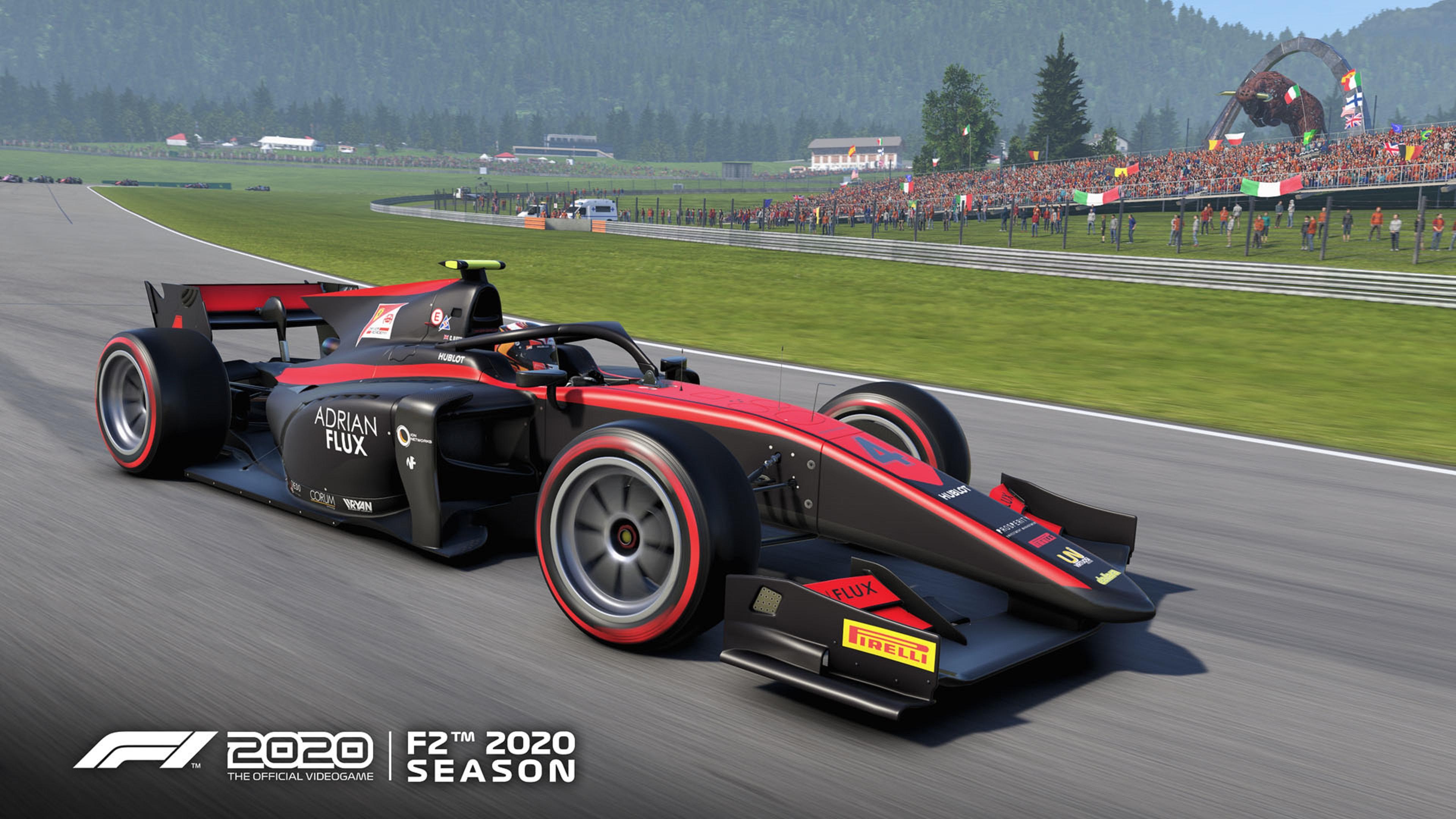 Скриншот №9 к F1 2020