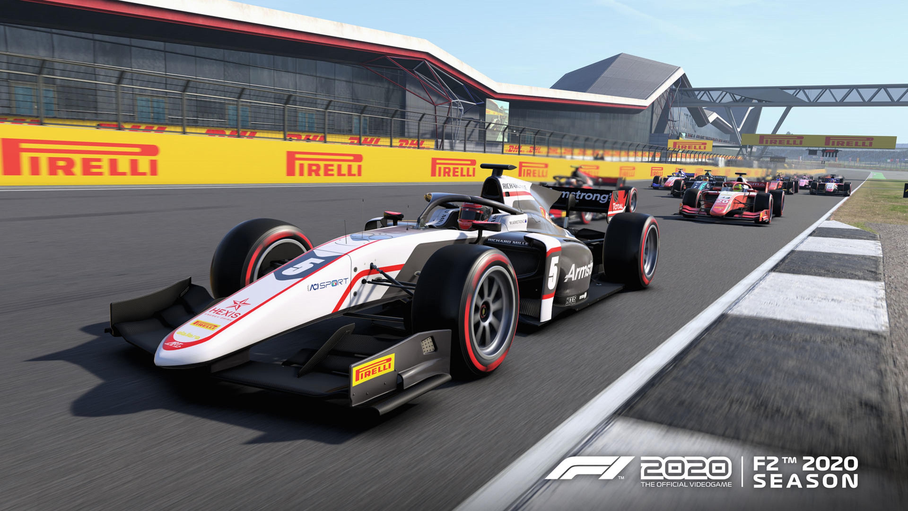 Скриншот №8 к F1 2020