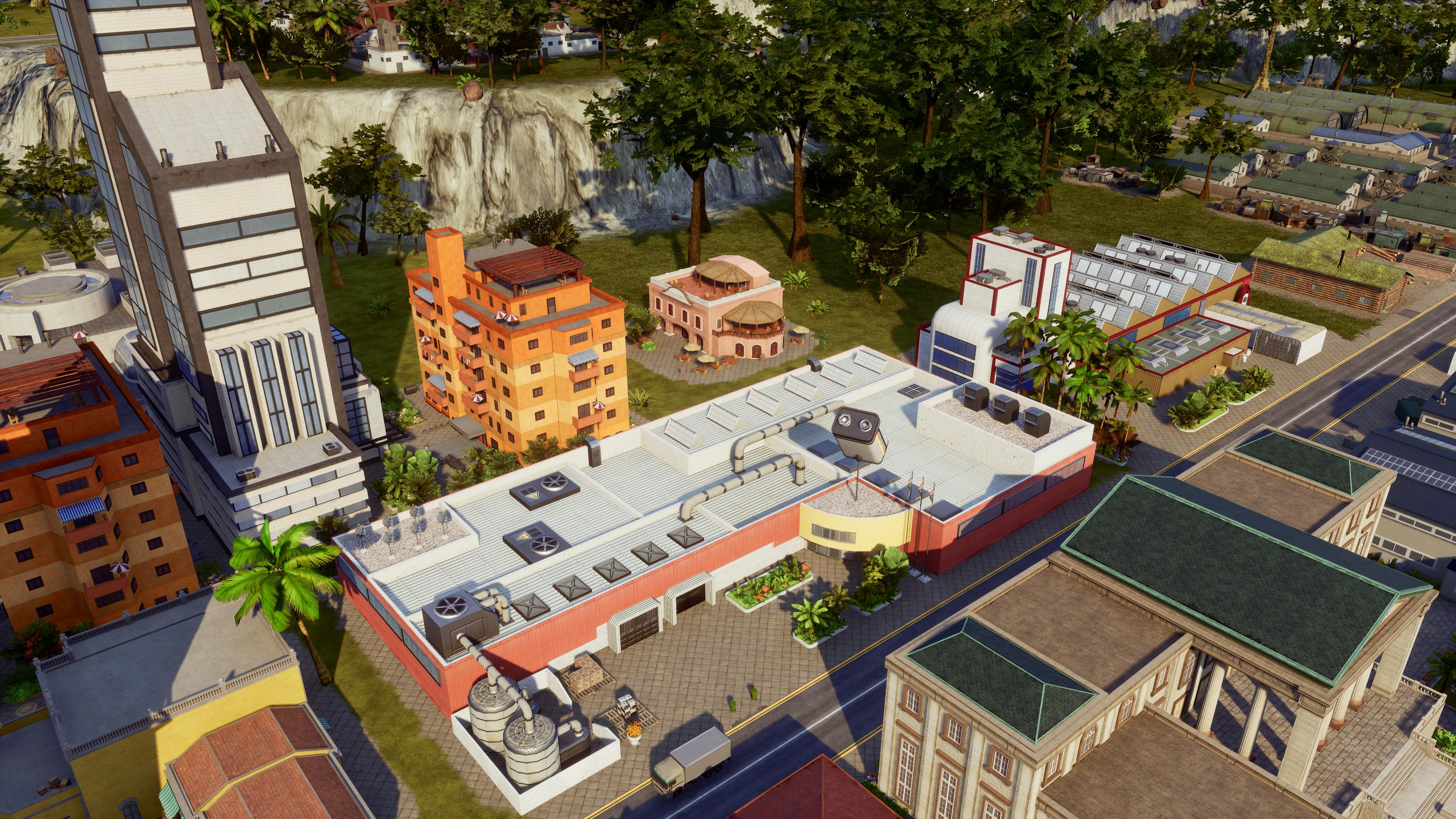 Скриншот №3 к Tropico 6 - Caribbean Skies