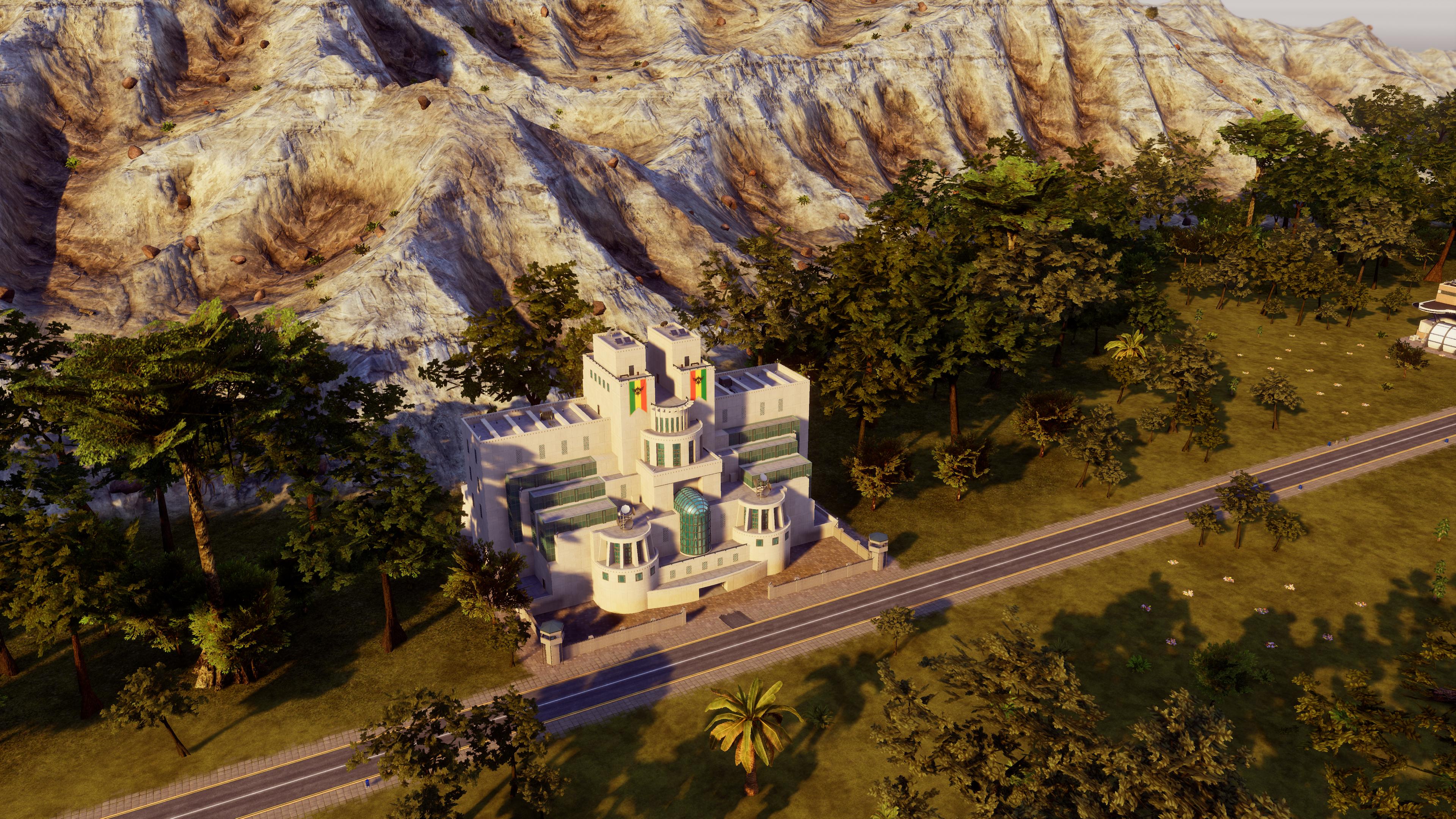 Скриншот №6 к Tropico 6 - Caribbean Skies