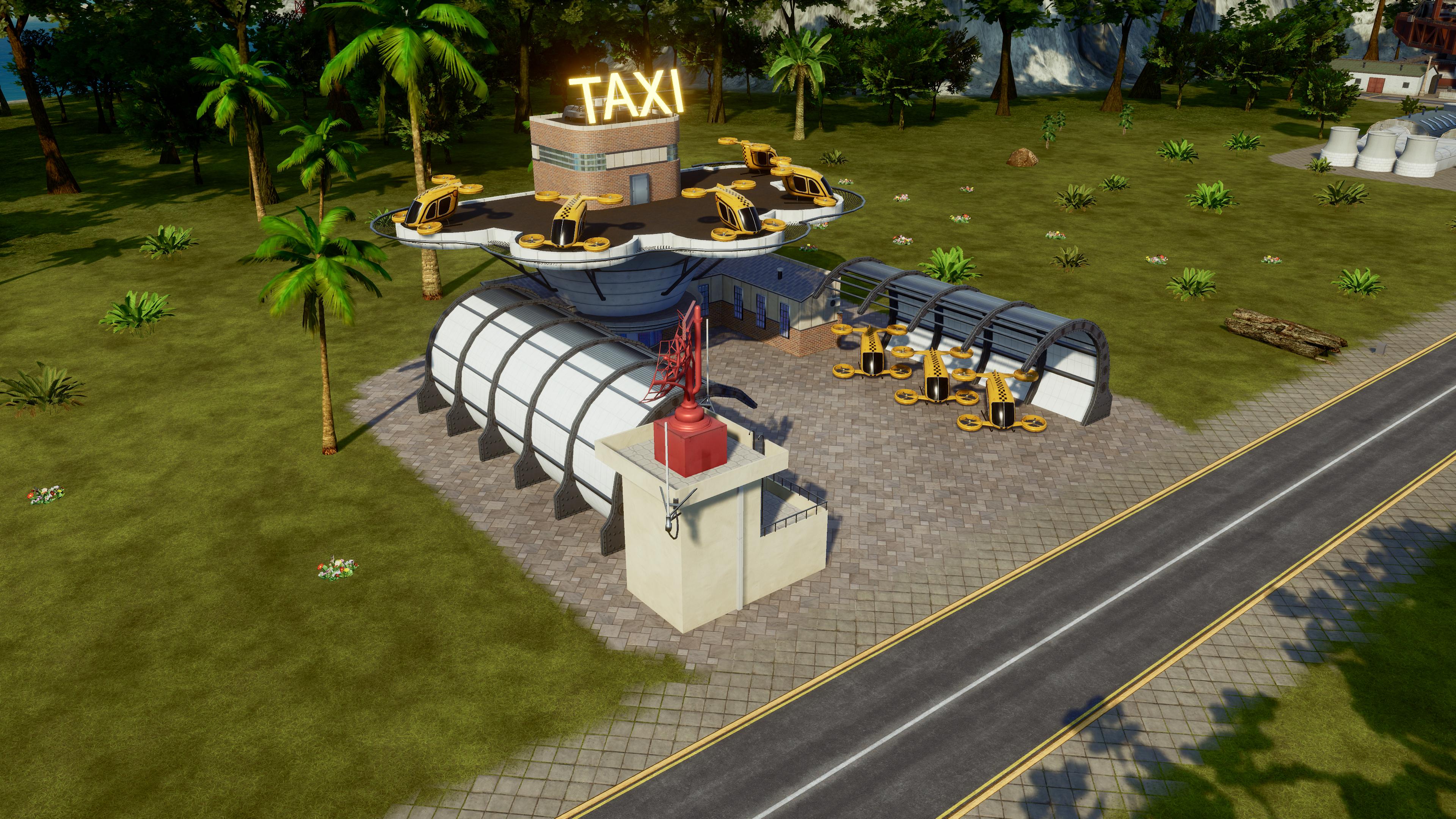 Скриншот №5 к Tropico 6 - Caribbean Skies