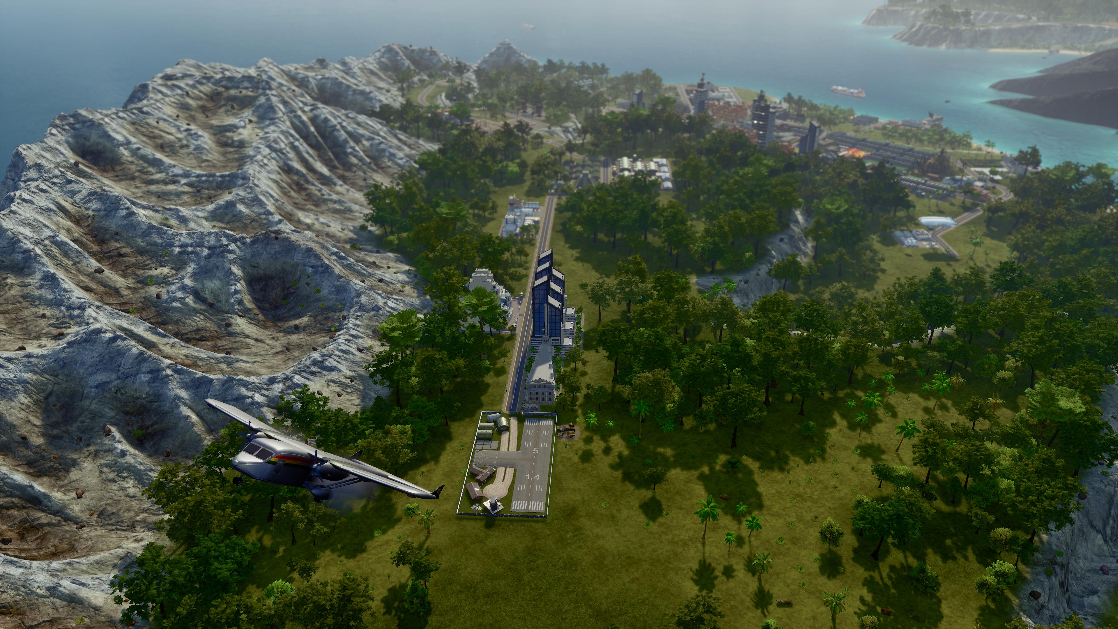 Скриншот №7 к Tropico 6 - Caribbean Skies