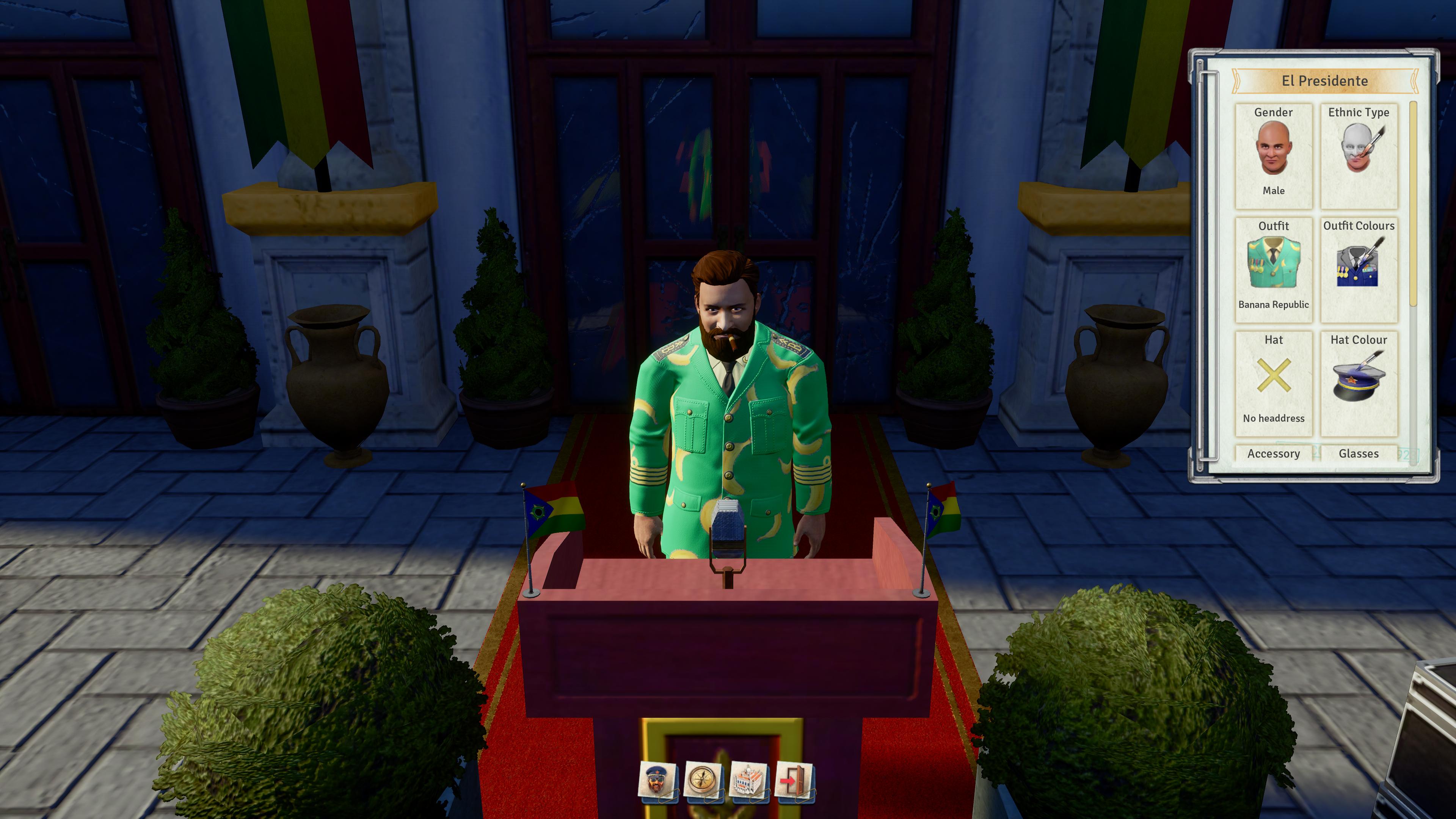 Скриншот №2 к Tropico 6 - Caribbean Skies