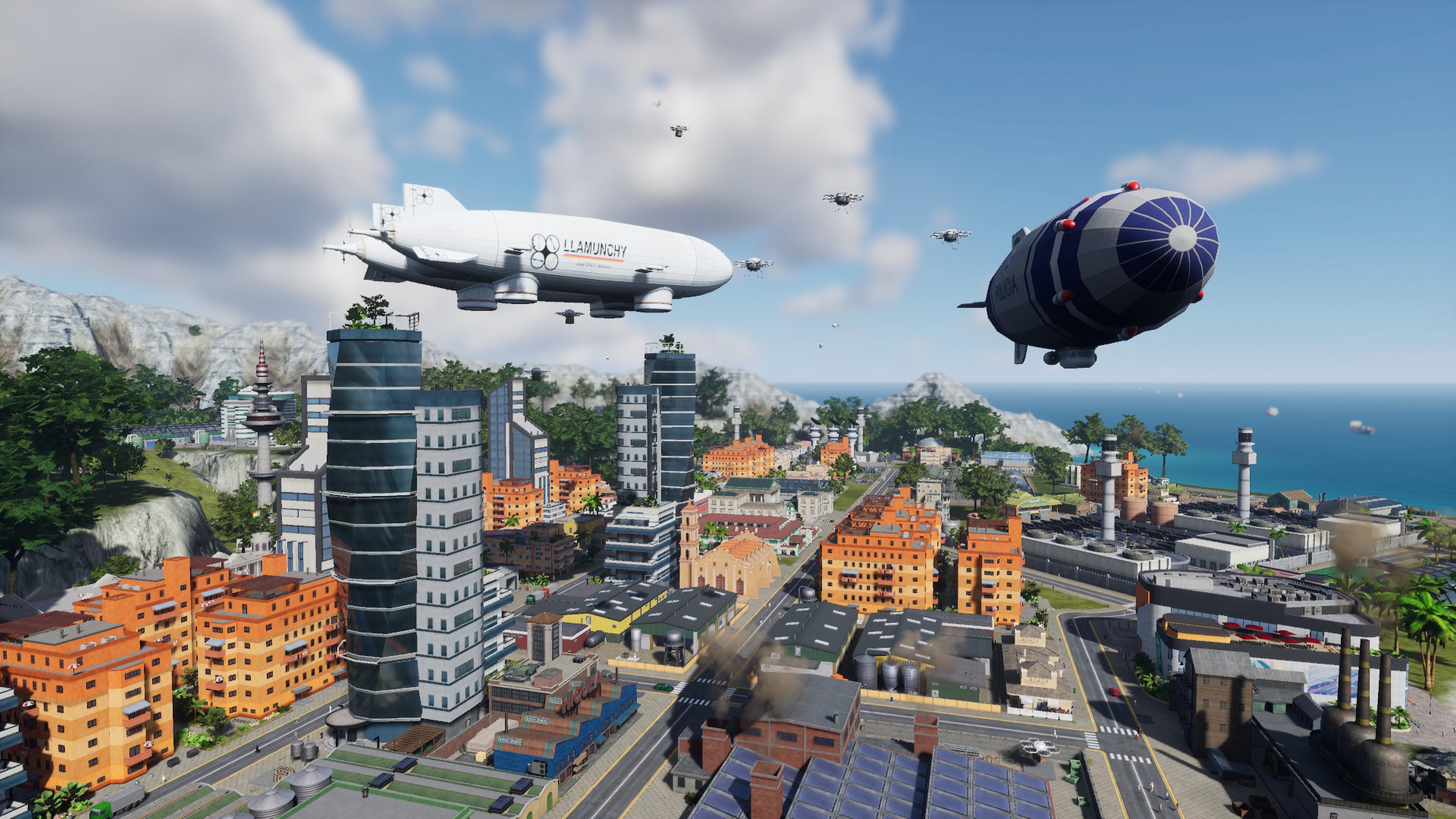 Скриншот №9 к Tropico 6 - Caribbean Skies