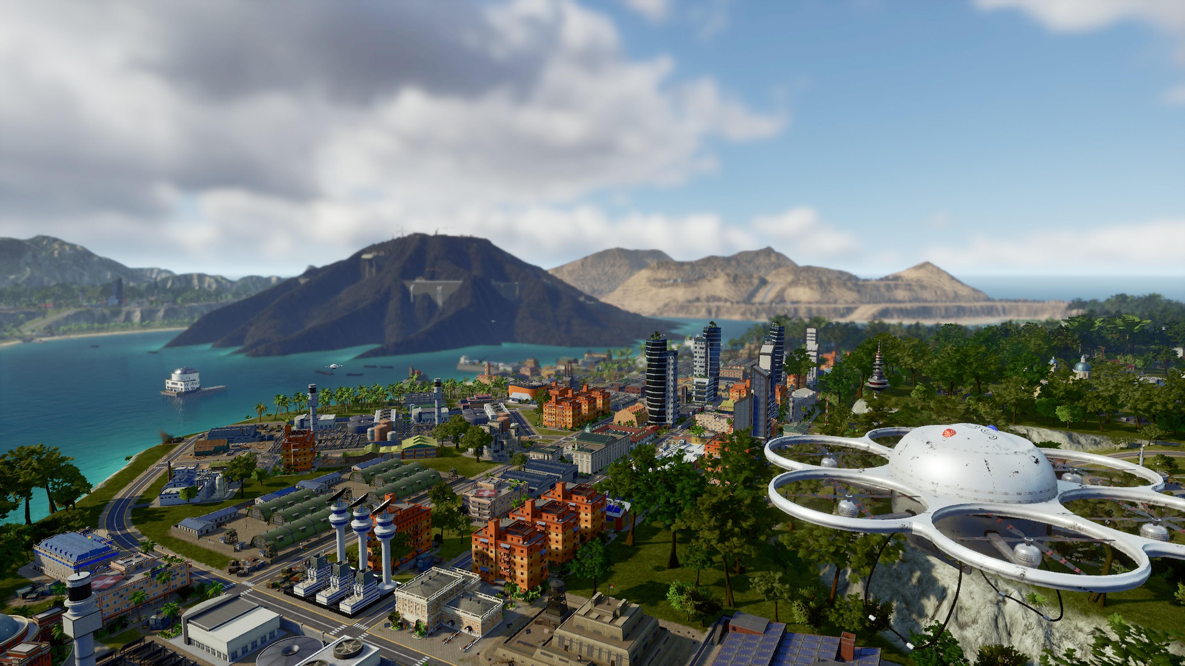 Скриншот №8 к Tropico 6 - Caribbean Skies