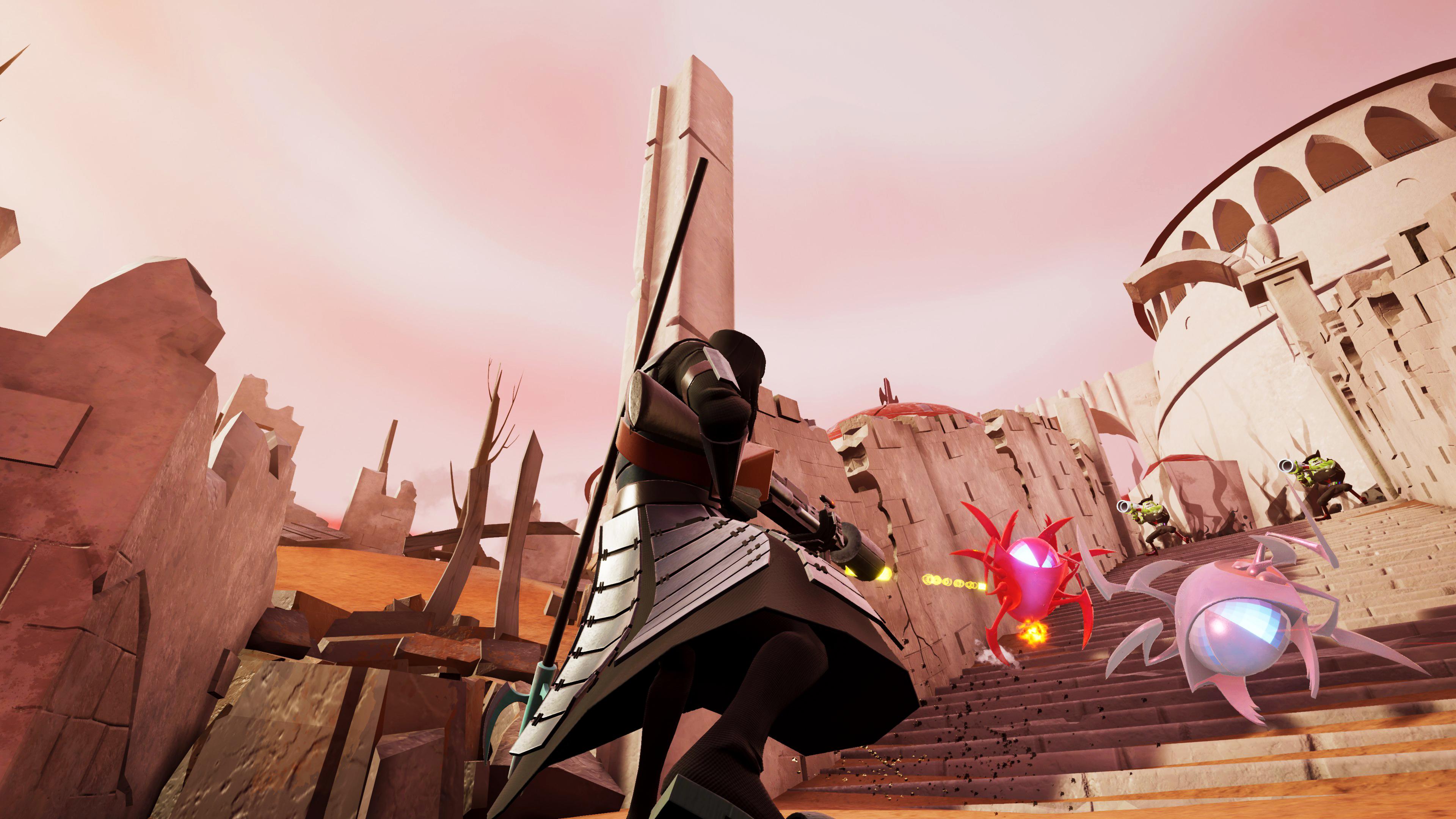 Скриншот №5 к Samurai Jack Battle Through Time