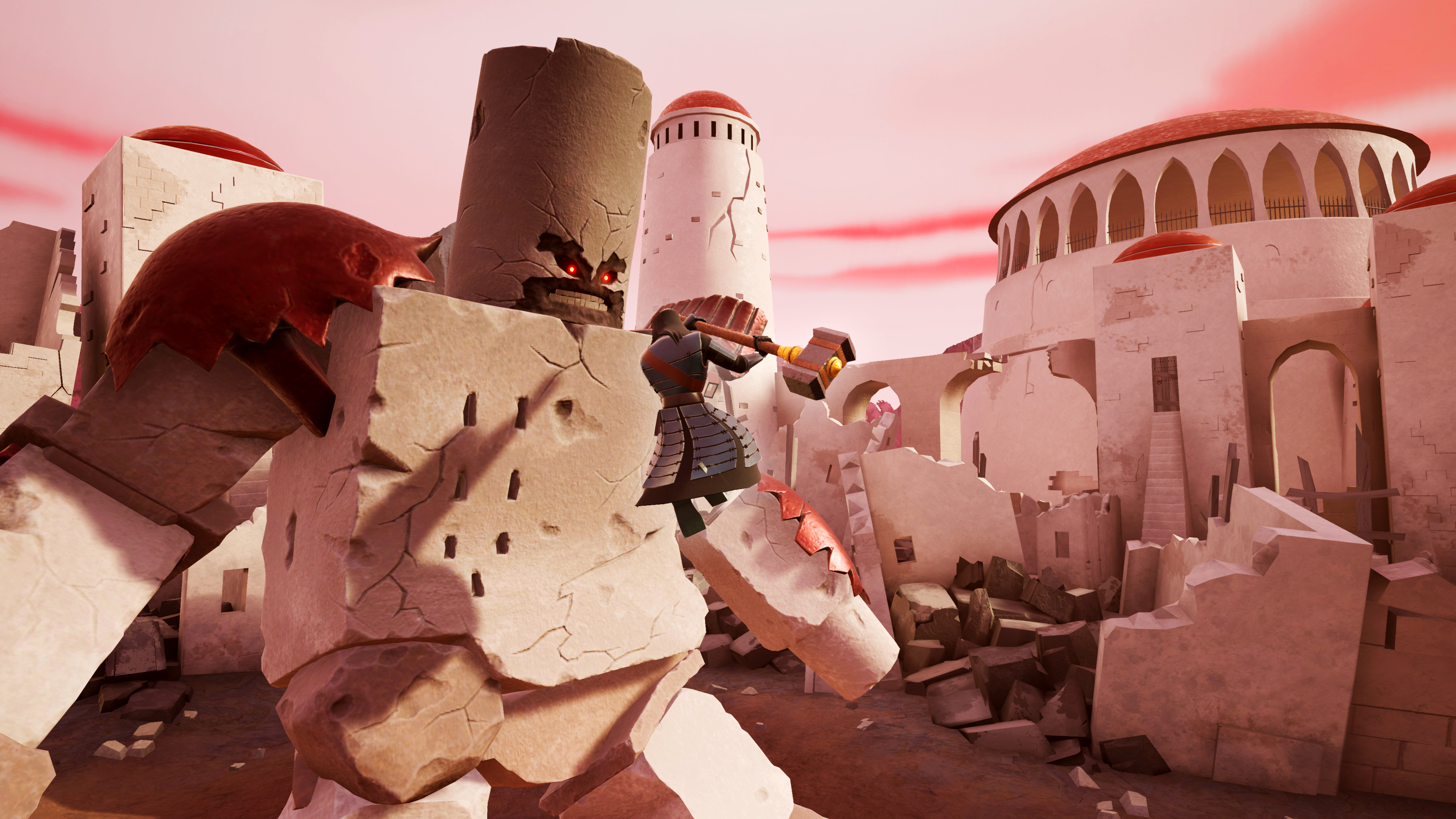 Скриншот №6 к Samurai Jack Battle Through Time