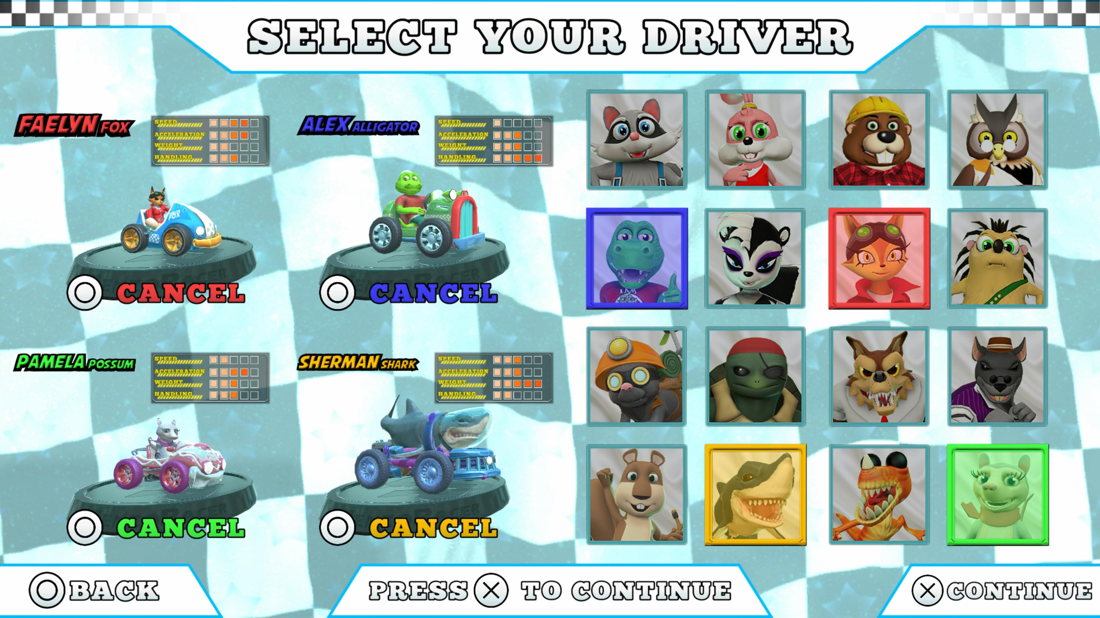 Скриншот №9 к Renzo Racer
