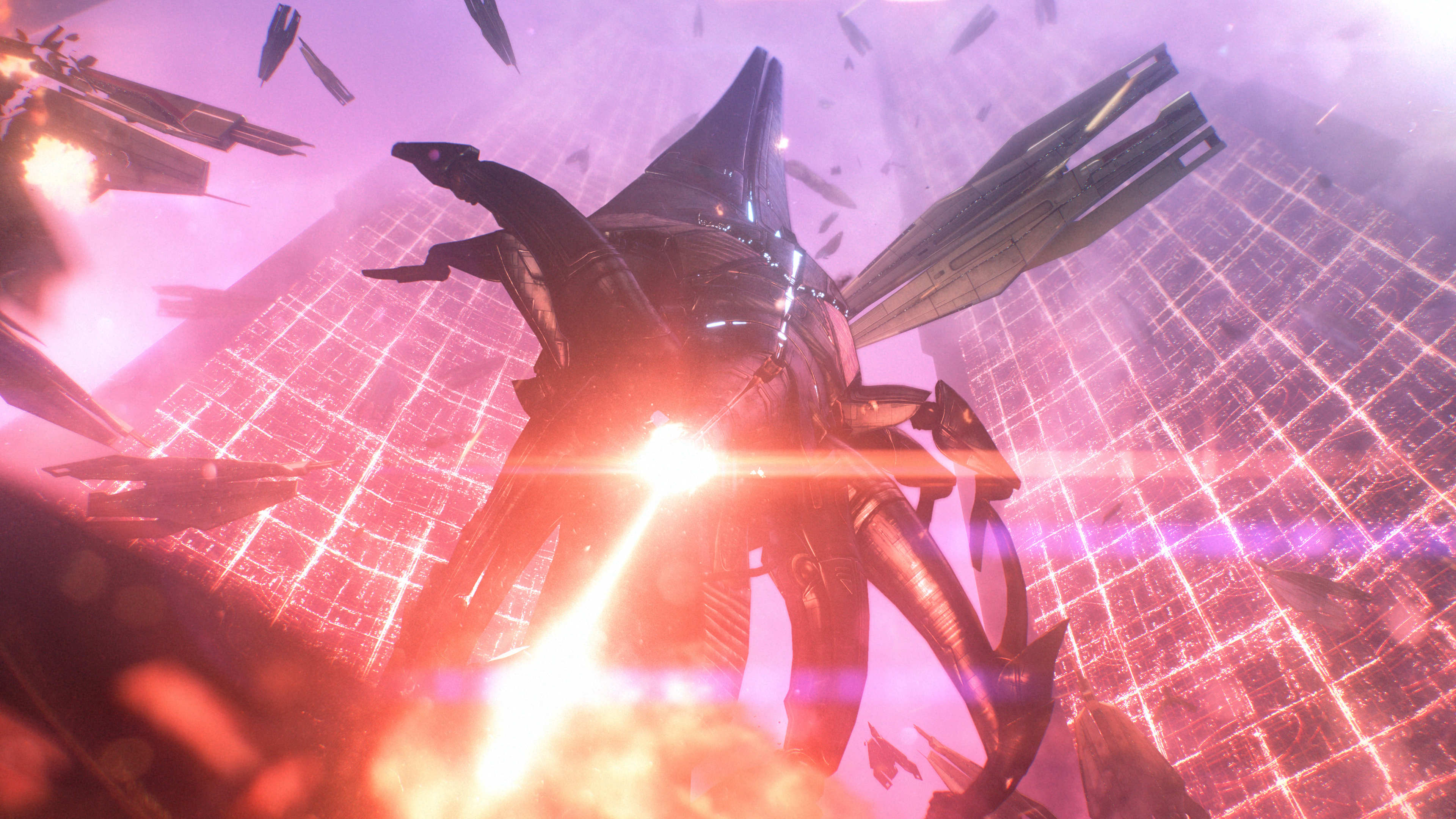 Скриншот №1 к Mass Effect издание Legendary