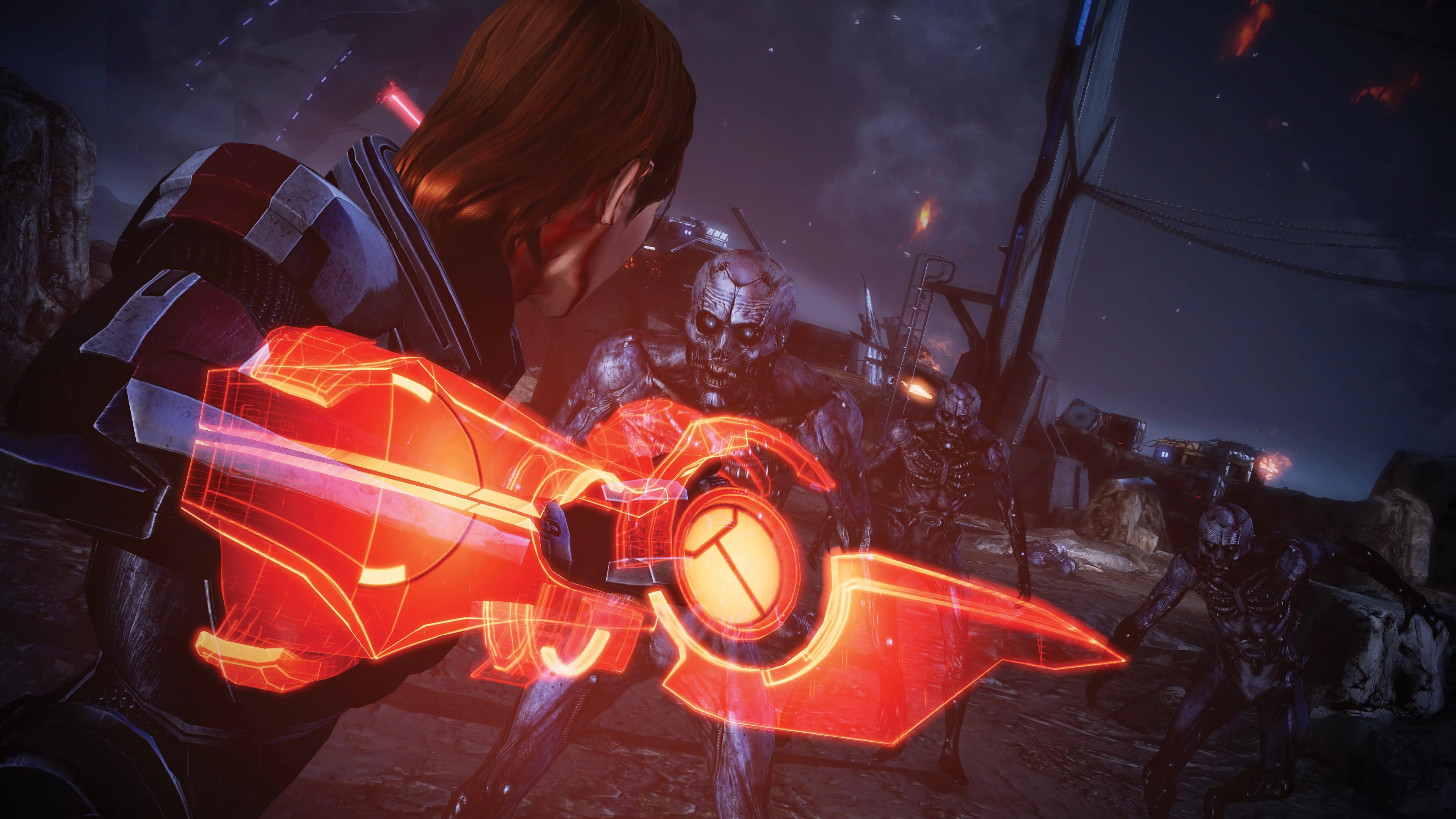 Скриншот №3 к Mass Effect издание Legendary