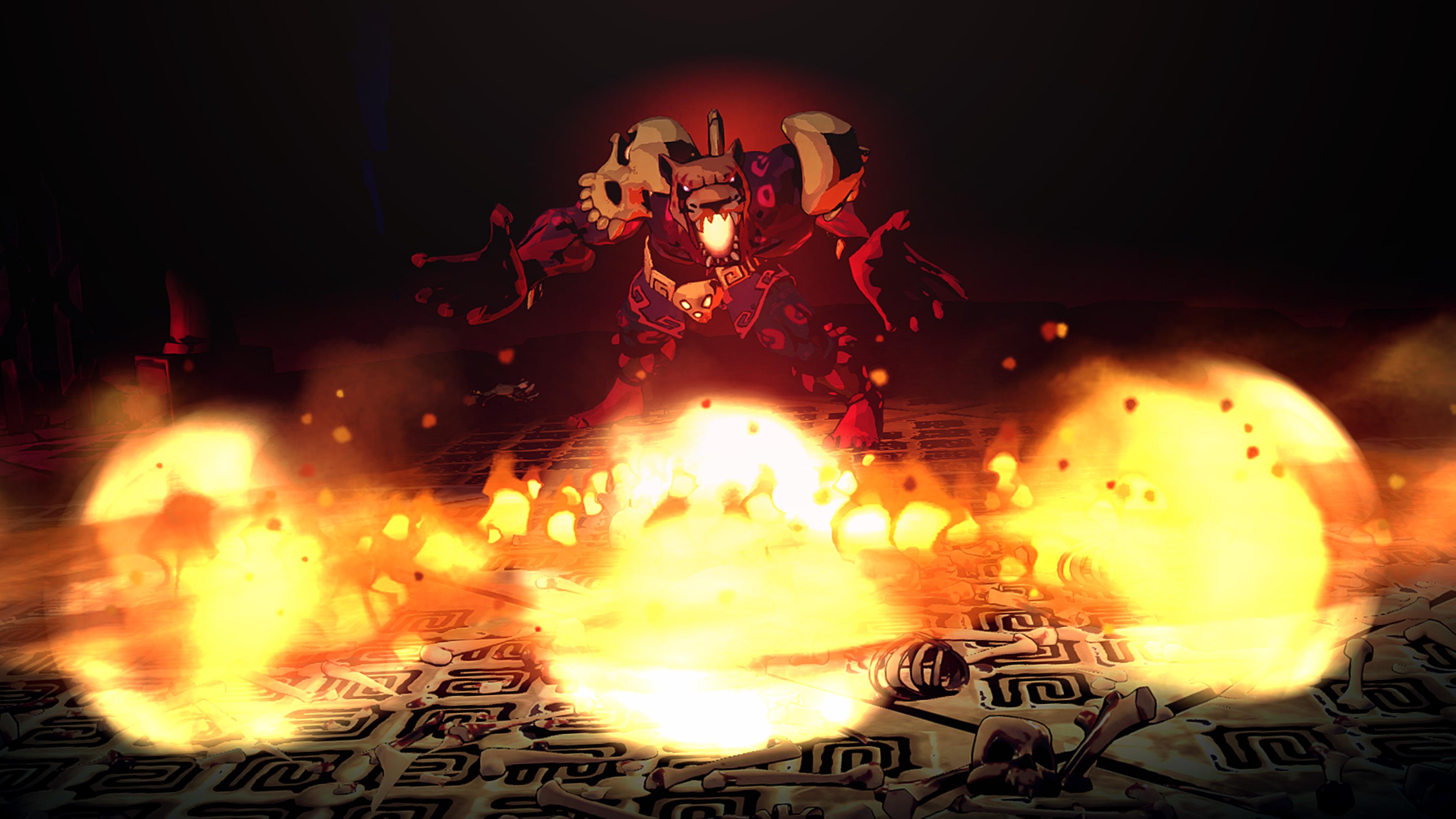 Скриншот №10 к Curse of the Dead Gods