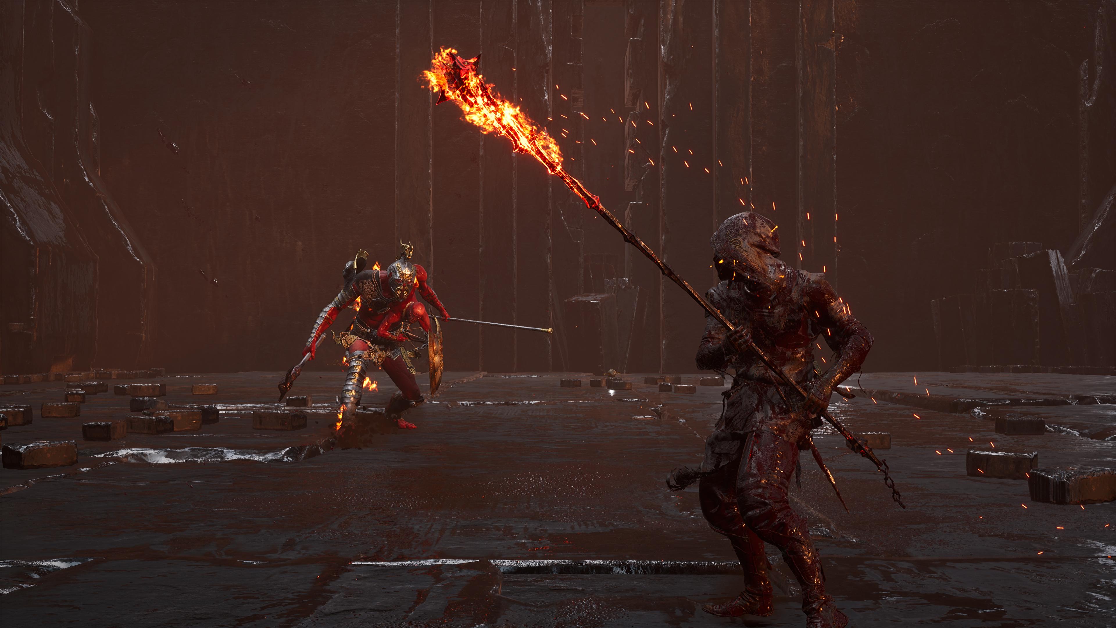 Скриншот №7 к Mortal Shell Enhanced Edition