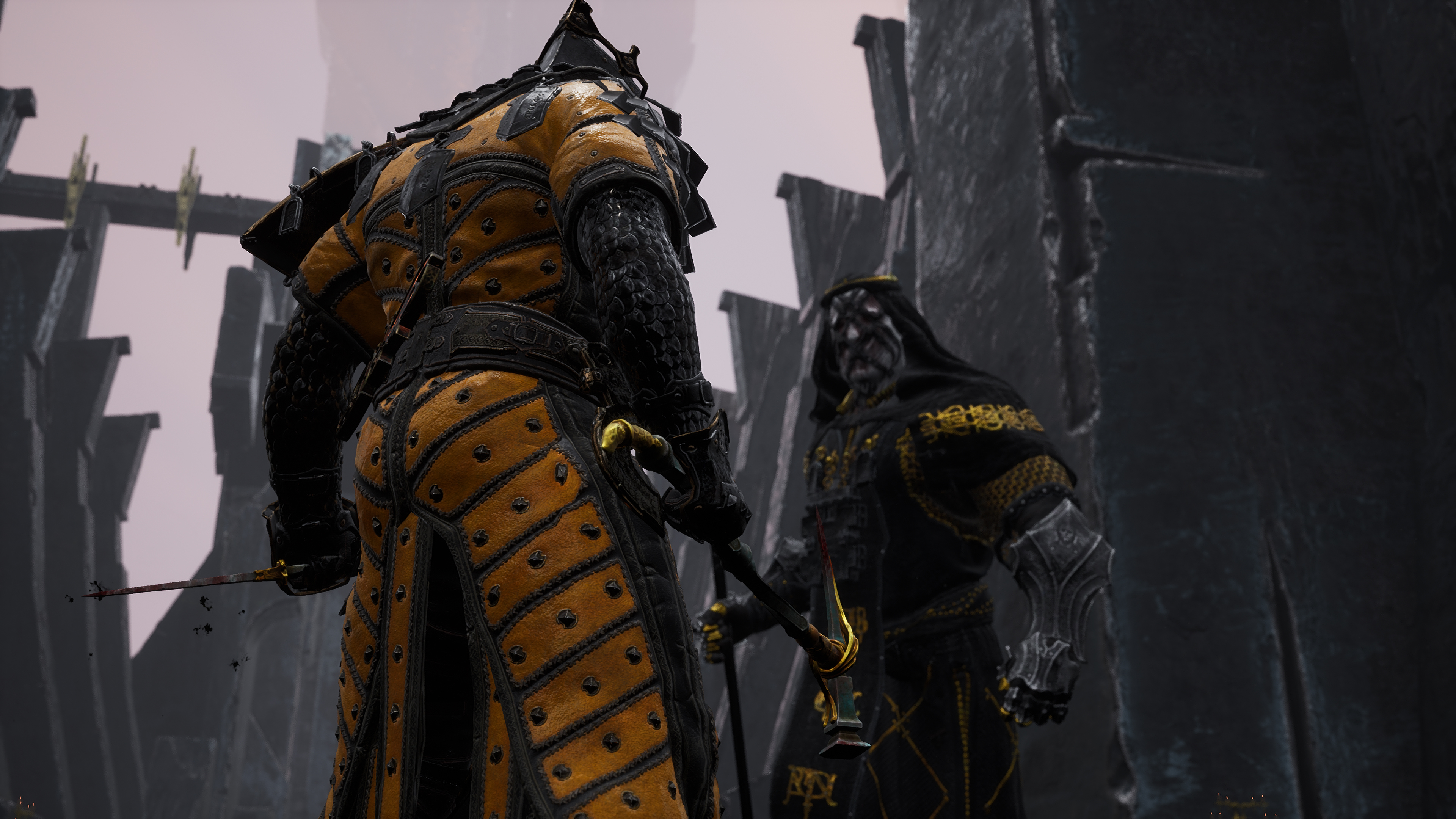 Скриншот №4 к Mortal Shell Enhanced Edition