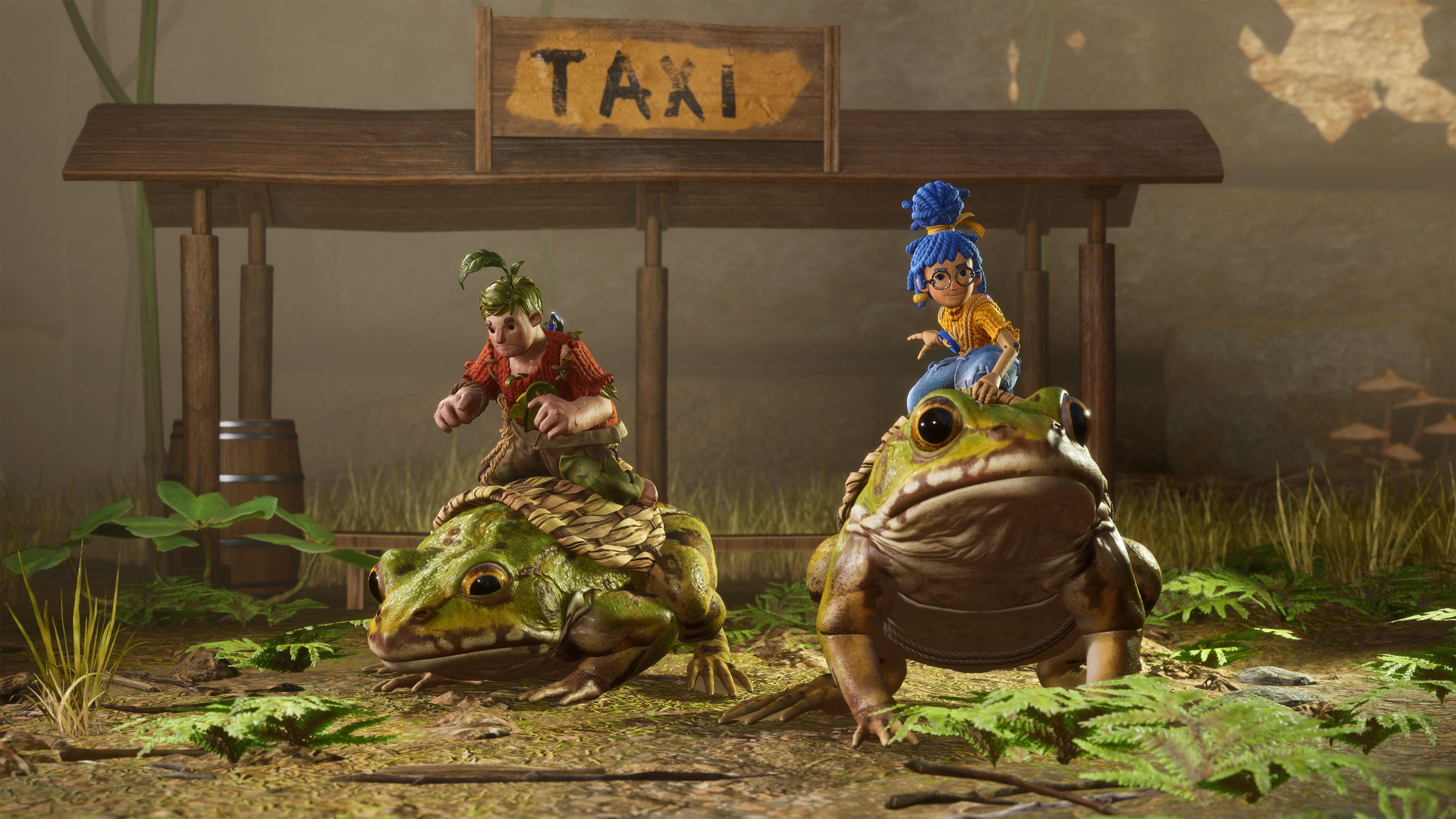 Скриншот №7 к It Takes Two — версия для друга PS4