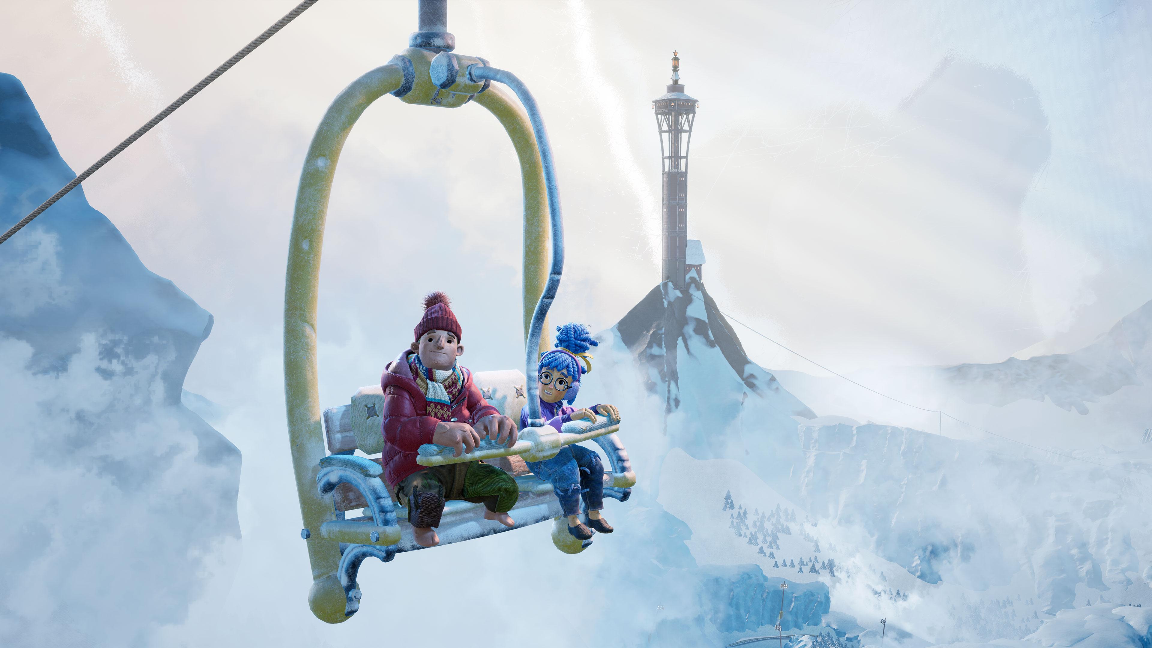 Скриншот №4 к It Takes Two — версия для друга PS4