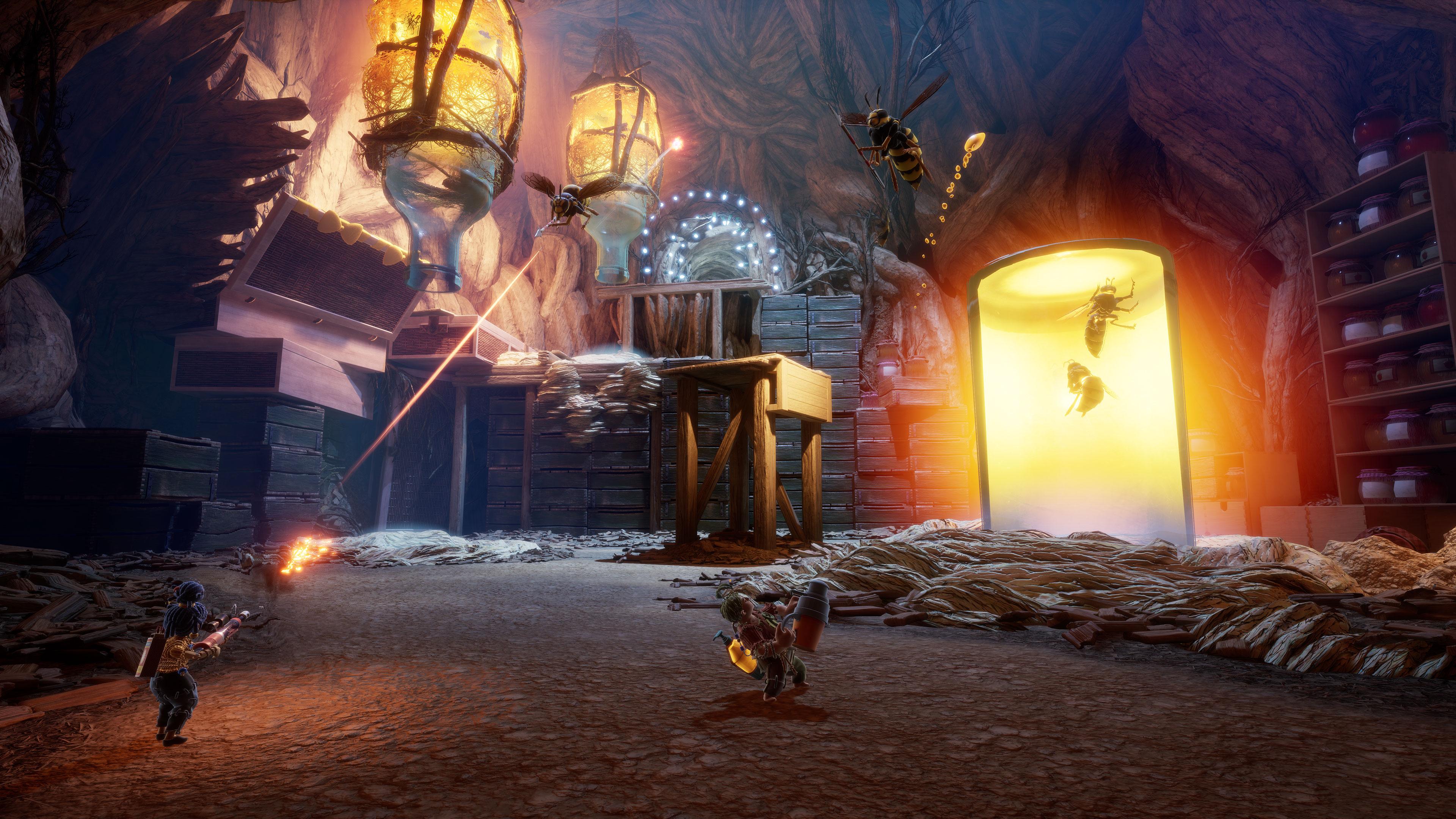 Скриншот №8 к It Takes Two — версия для друга PS4