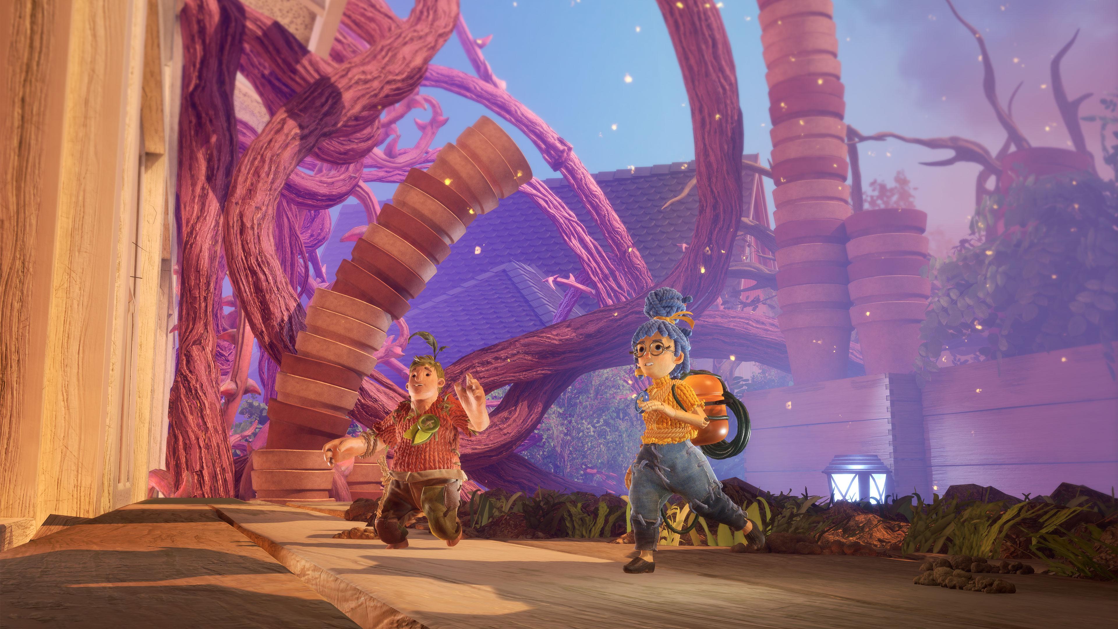 Скриншот №6 к It Takes Two — версия для друга PS4