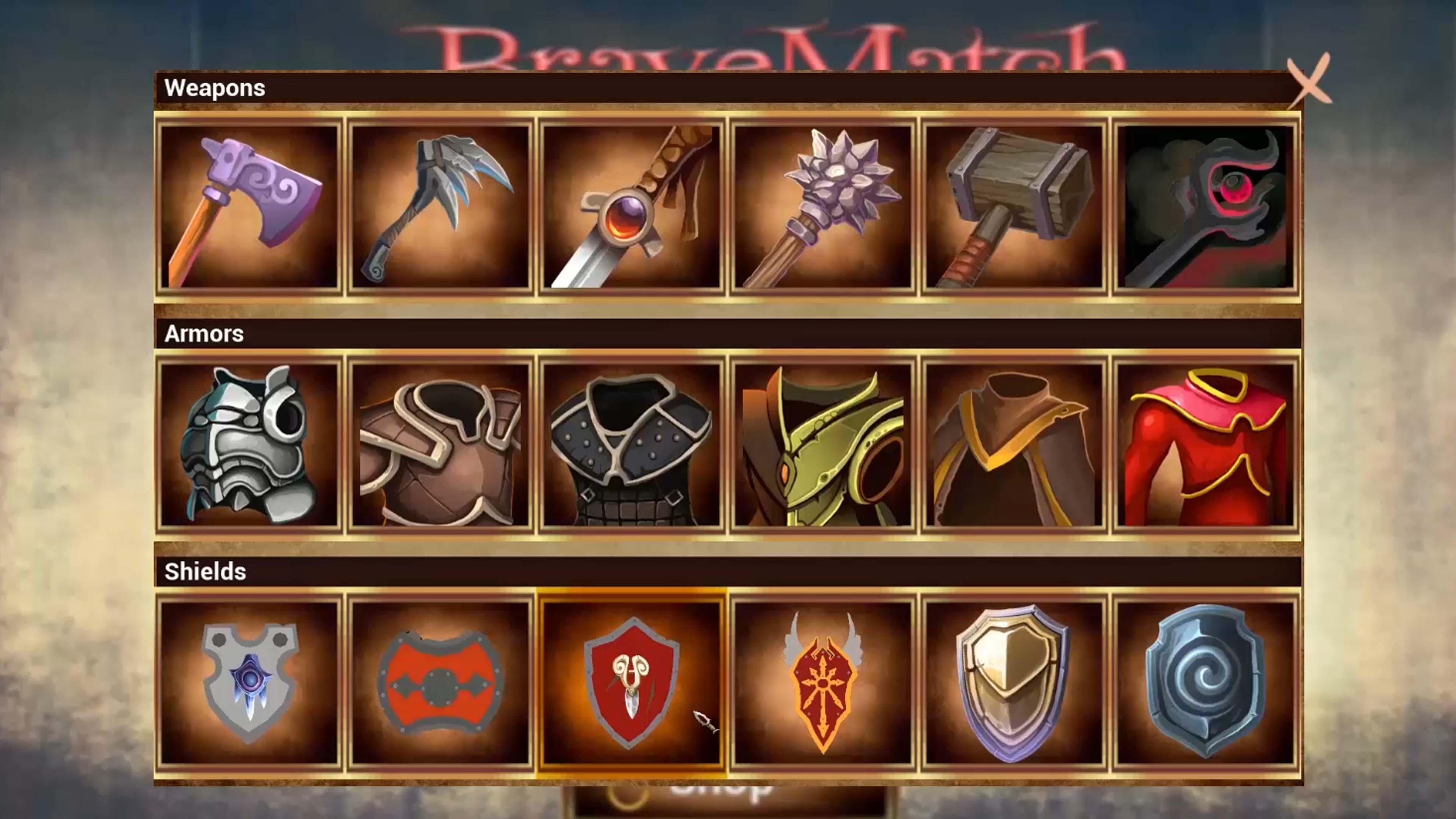 Скриншот №4 к BraveMatch Fantasy Bundle