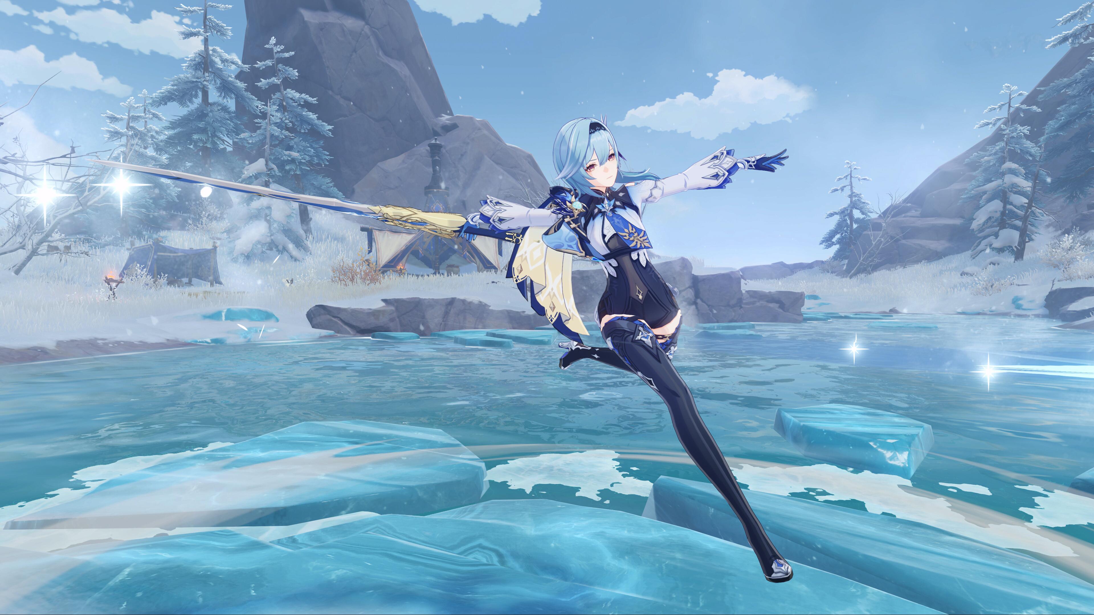 Скриншот №4 к Genshin Impact