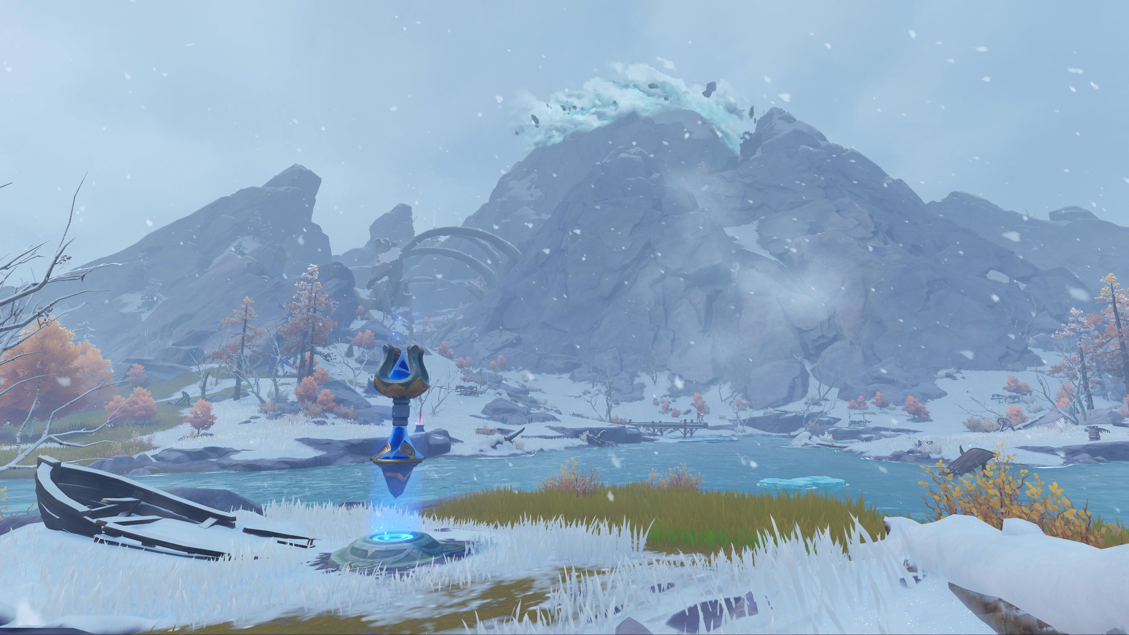 Скриншот №2 к Genshin Impact