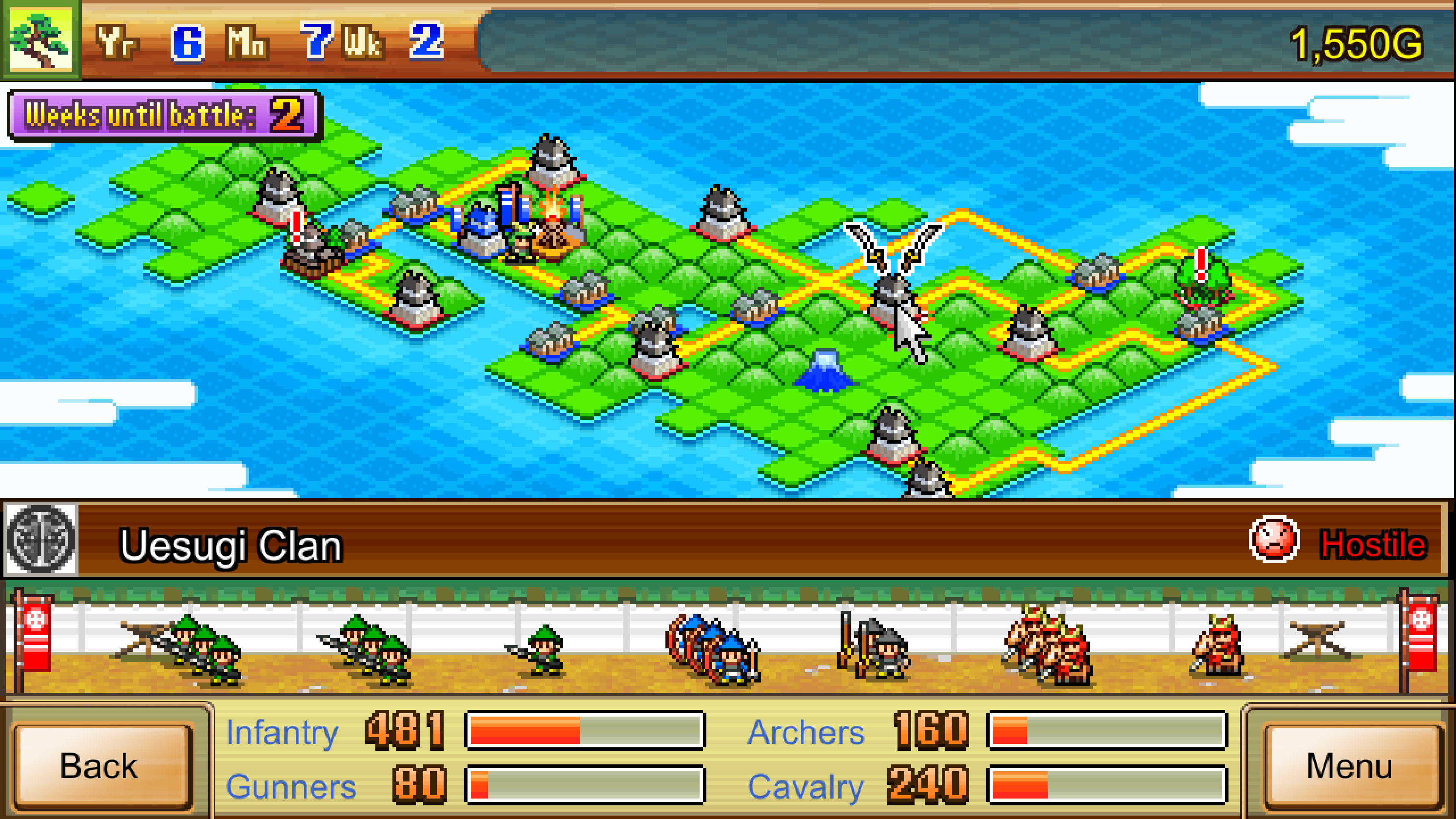 Скриншот №3 к Ninja Village