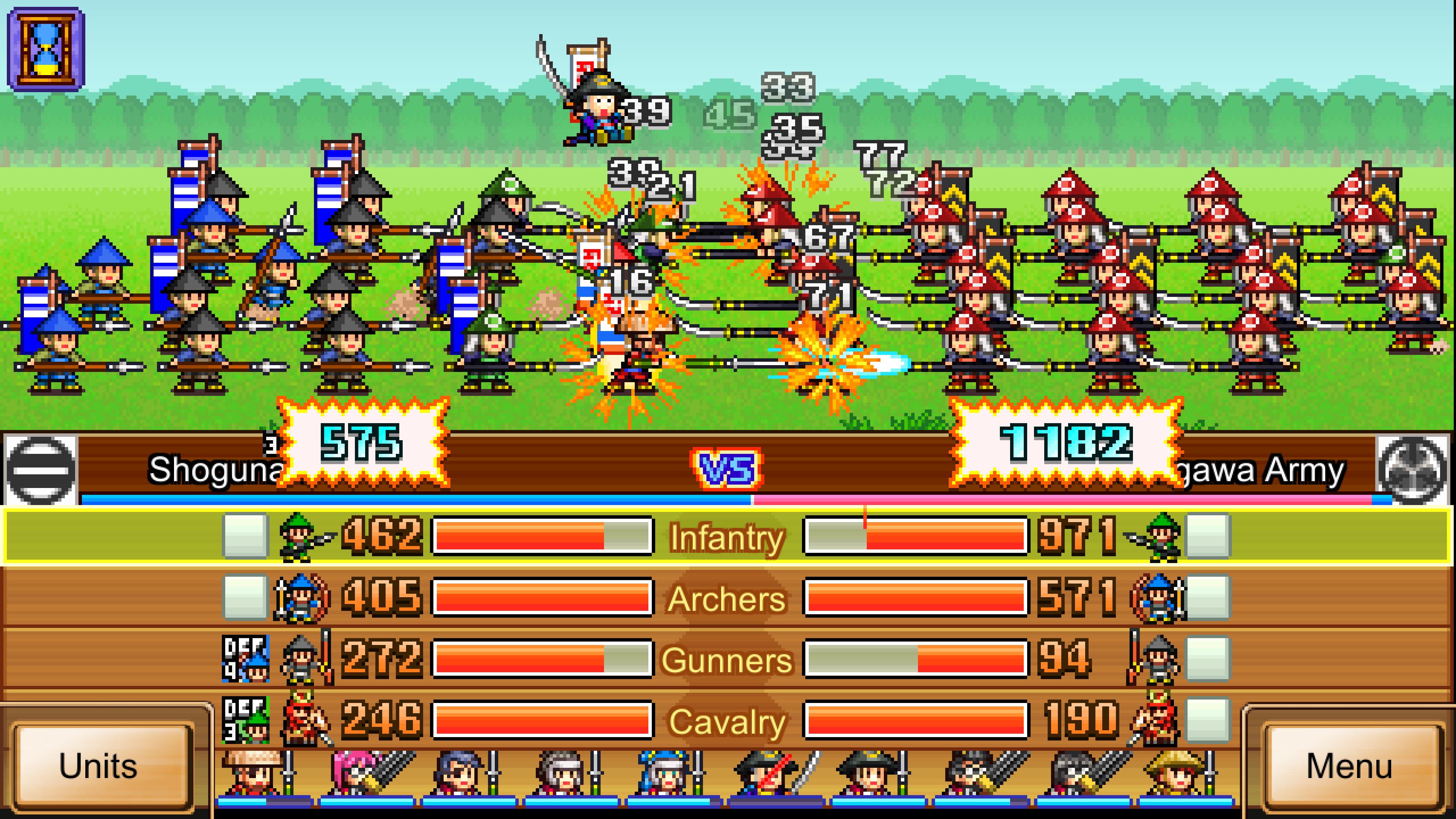 Скриншот №2 к Ninja Village