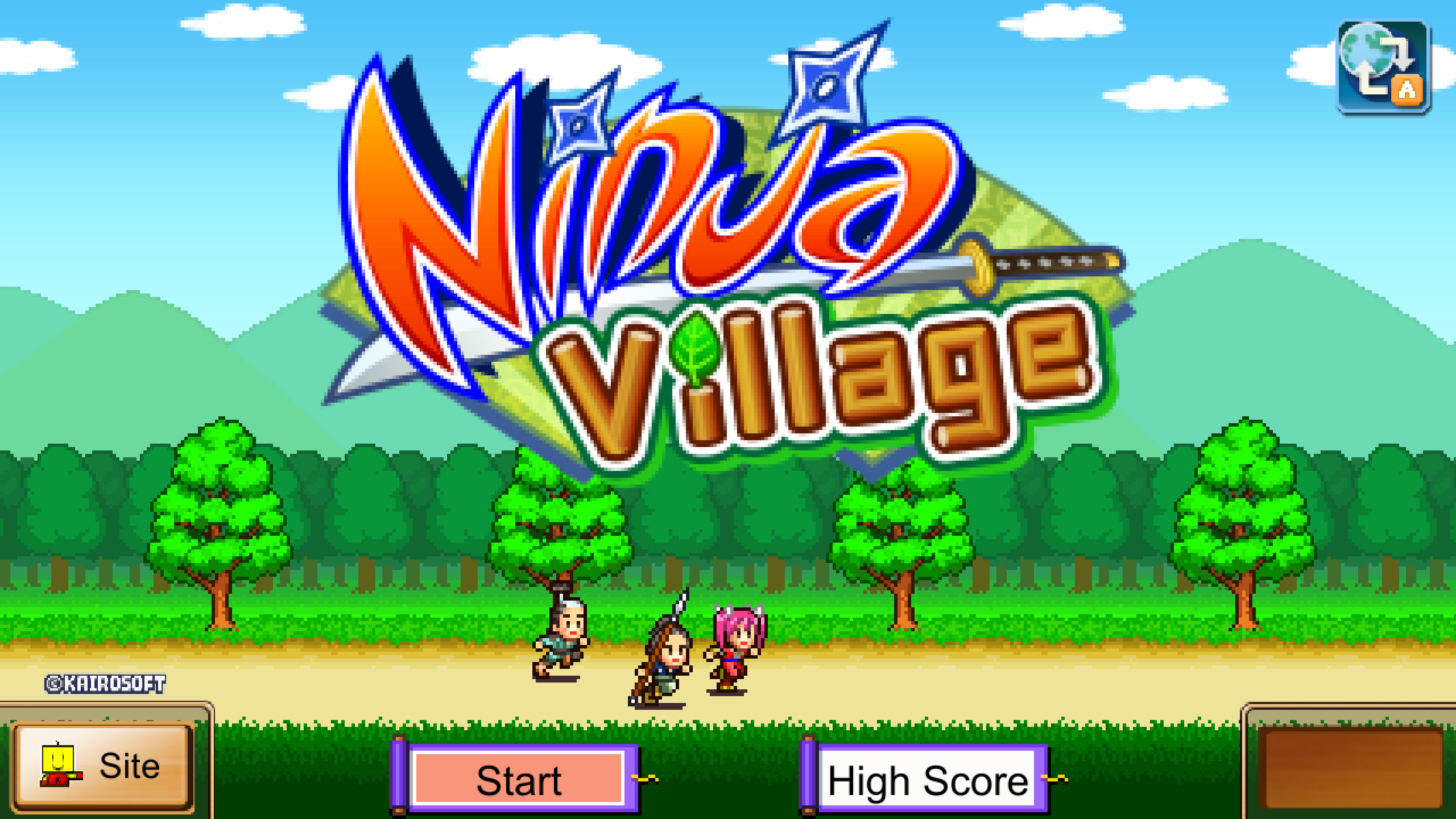 Скриншот №5 к Ninja Village