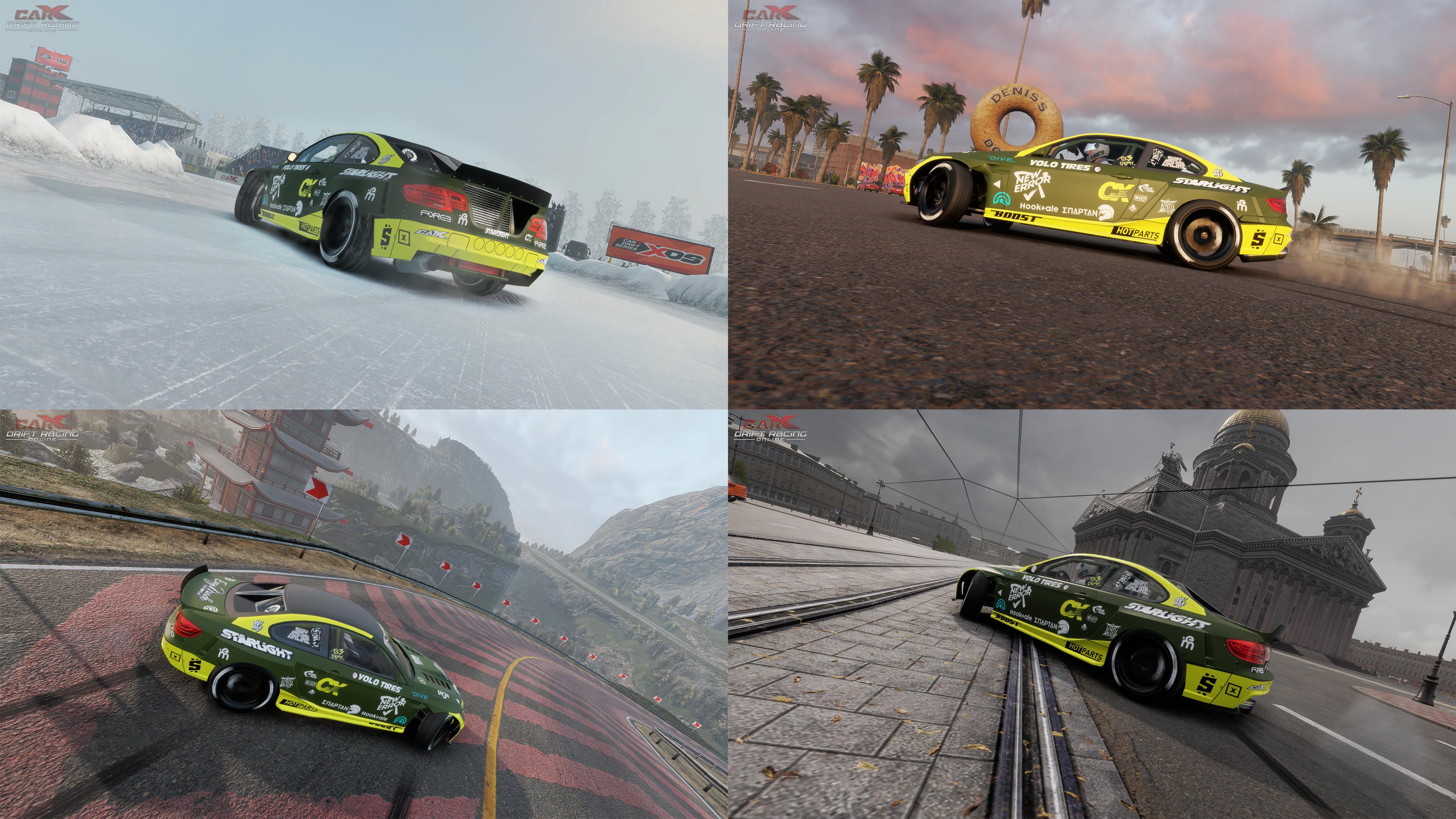Скриншот №5 к CarX Drift Racing Online