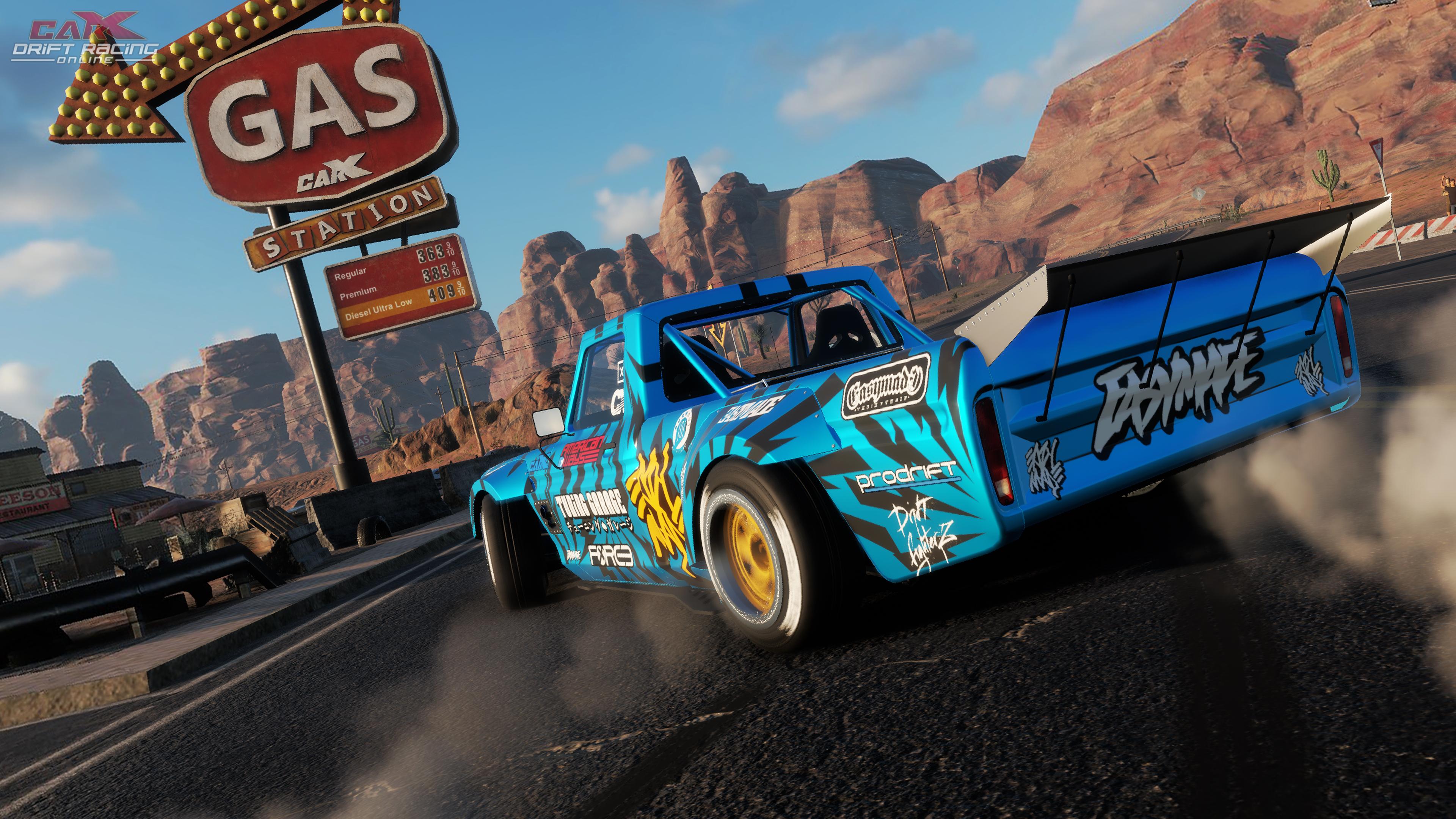 Скриншот №6 к CarX Drift Racing Online